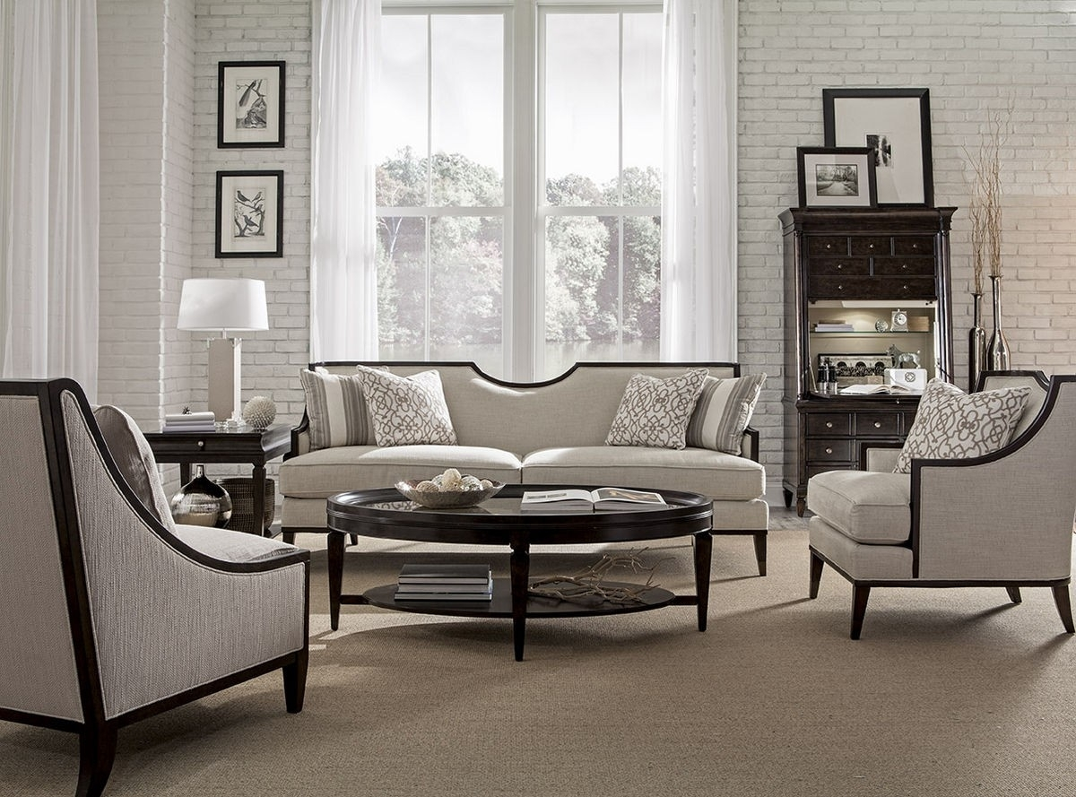 Intrigue Harper Ivory Sofa with regard to Harper Down 3 Piece Sectionals (Image 13 of 30)