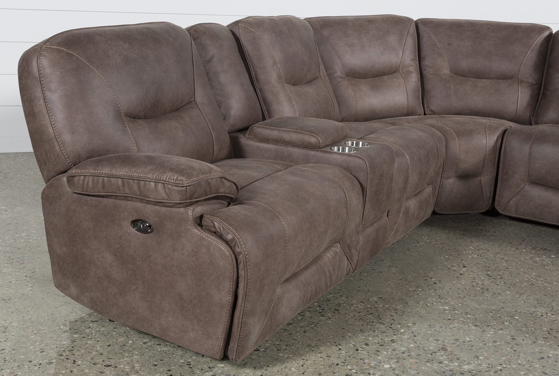 Jackson 6 Piece Power Reclining Sectional W/ Sleeper | Products with regard to Jackson 6 Piece Power Reclining Sectionals With  Sleeper (Image 8 of 30)