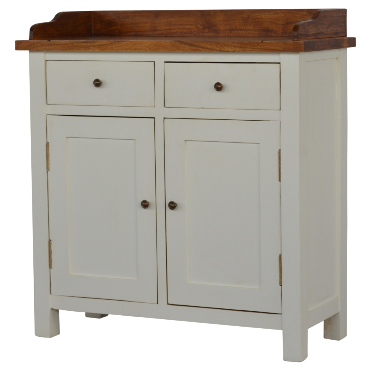 Jasmine 2 Door Sideboard - Japonica Home regarding Acacia Wood 4-Door Sideboards (Image 12 of 30)
