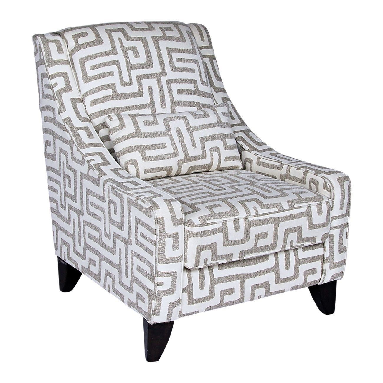 Jaxon Totem Oatmeal Chair - Woodstock Furniture & Mattress within Jaxon Sideboards (Image 15 of 30)