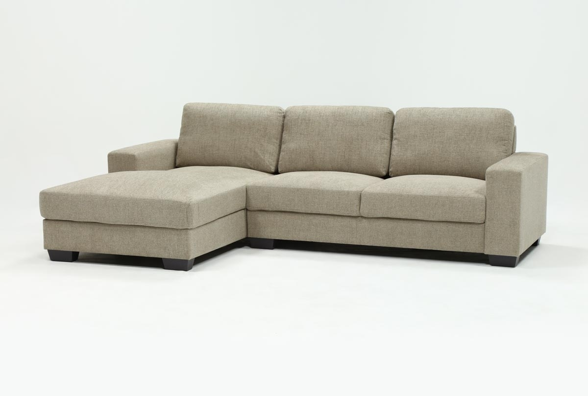 Jobs Oat 2 Piece Sectional With Left Facing Chaise | Living Spaces with Jobs Oat 2 Piece Sectionals With Left Facing Chaise (Image 14 of 30)