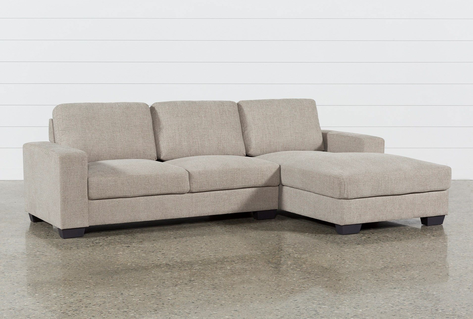 Jobs Oat 2 Piece Sectional With Right Facing Chaise In 2018 with regard to Arrowmask 2 Piece Sectionals With Raf Chaise (Image 13 of 30)