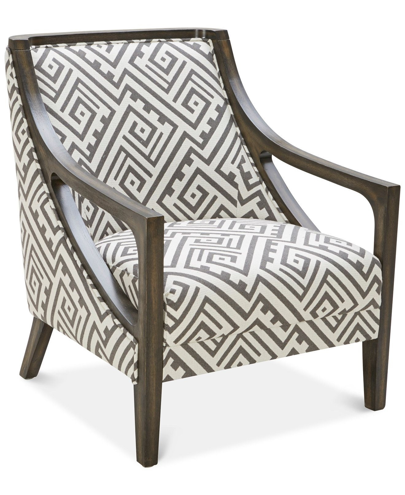 Kourtney Accent Chair | For The Home | Pinterest | Accent Chairs Inside Marcus Oyster 6 Piece Sectionals With Power Headrest And Usb (View 11 of 30)