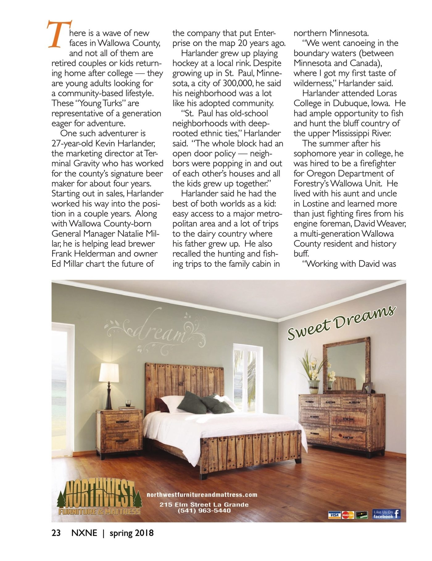 La Grande Oregon Local News, Sports, Weather, And Lifestyle for Elm Grande Ii 2 Piece Sectionals (Image 16 of 30)