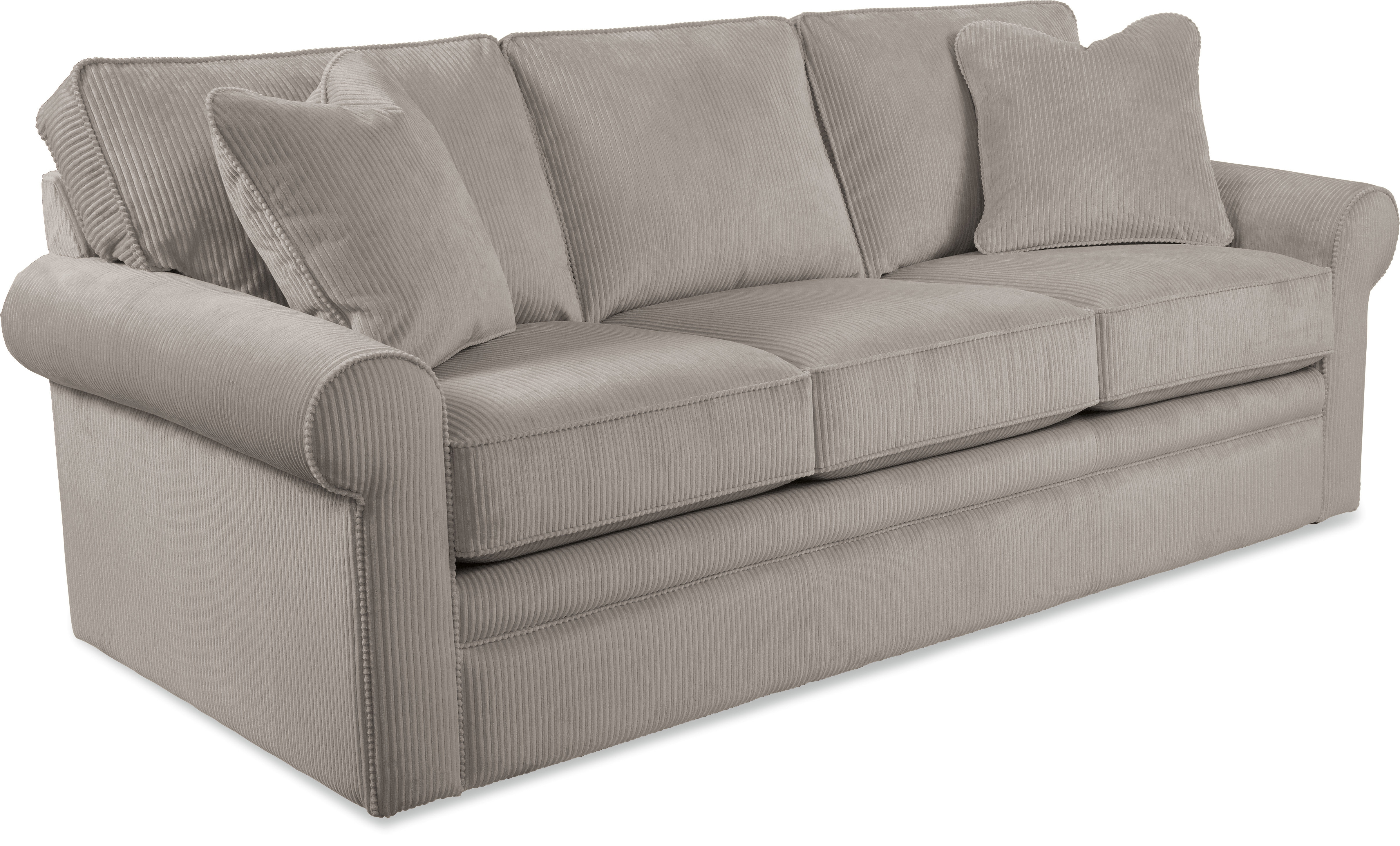 La Z Boy Collins Premier Sofa & Reviews | Wayfair Intended For Collins Sofa Sectionals With Reversible Chaise (View 17 of 30)
