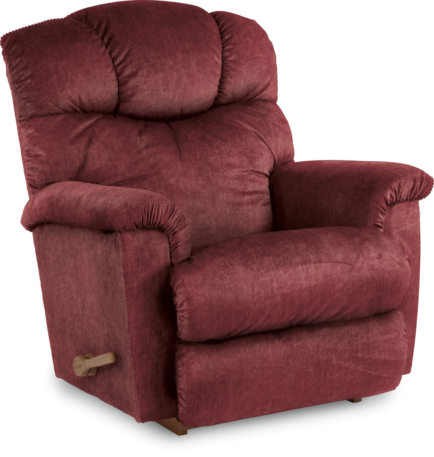 La-Z-Boy Lancer Recliner & Reviews | Wayfair with regard to Marcus Chocolate 6 Piece Sectionals With Power Headrest and Usb (Image 8 of 30)