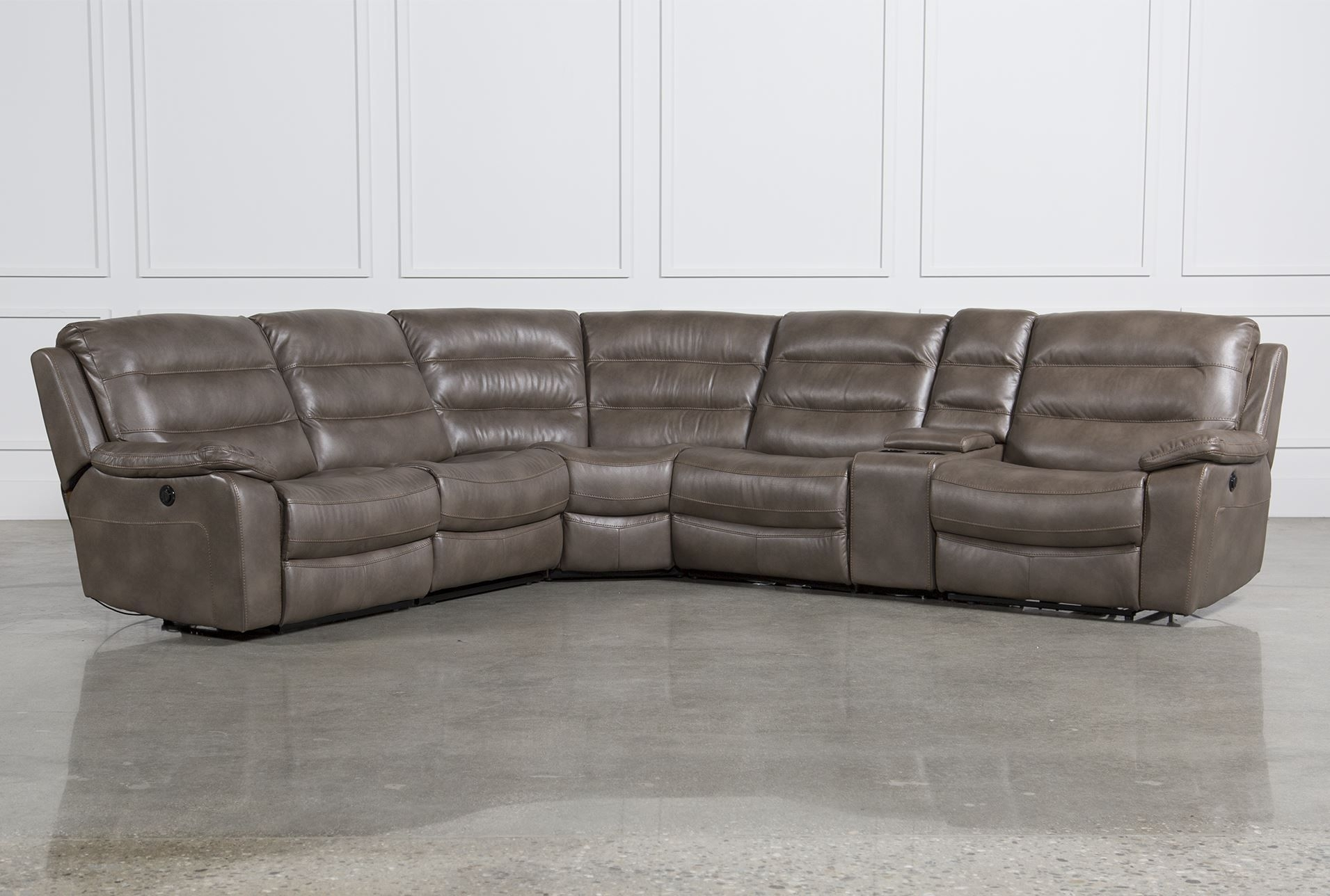 Lachlan 6 Piece Sectional | Home Sweet Home | Pinterest regarding Kristen Silver Grey 6 Piece Power Reclining Sectionals (Image 15 of 30)