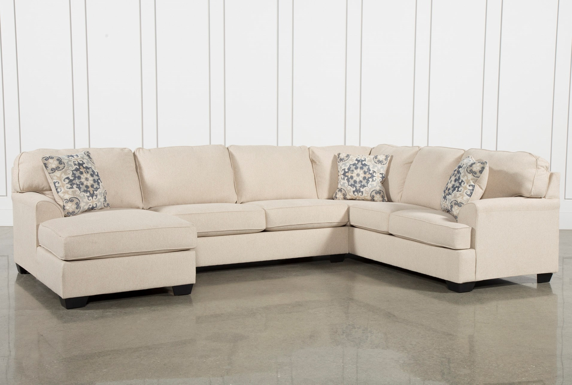 Laf Sectional - Acwc with Avery 2 Piece Sectionals With Laf Armless Chaise (Image 15 of 30)