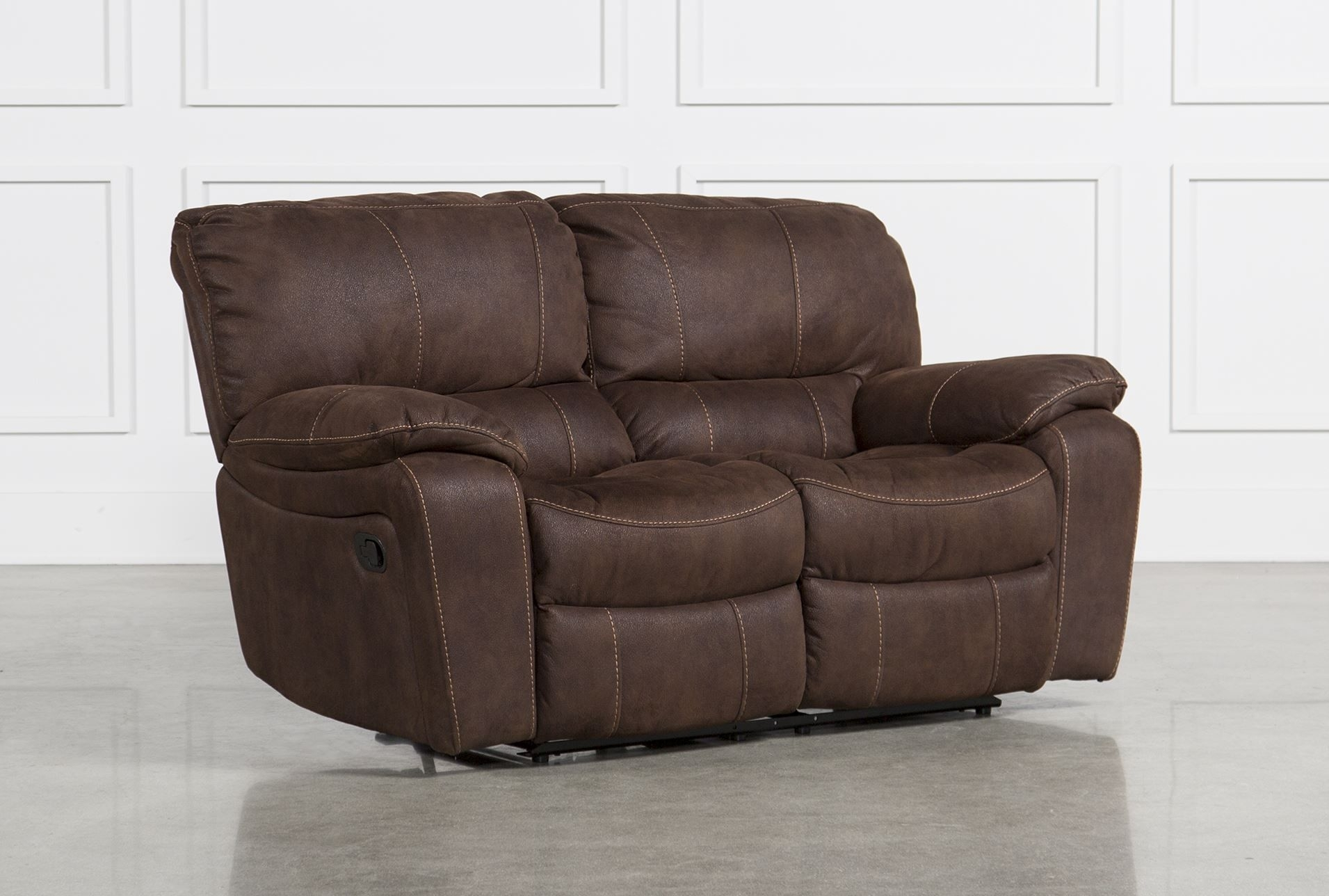 Langdon Reclining Loveseat - Signature | Sofas/loveseat | Pinterest throughout Tenny Cognac 2 Piece Right Facing Chaise Sectionals With 2 Headrest (Image 15 of 30)
