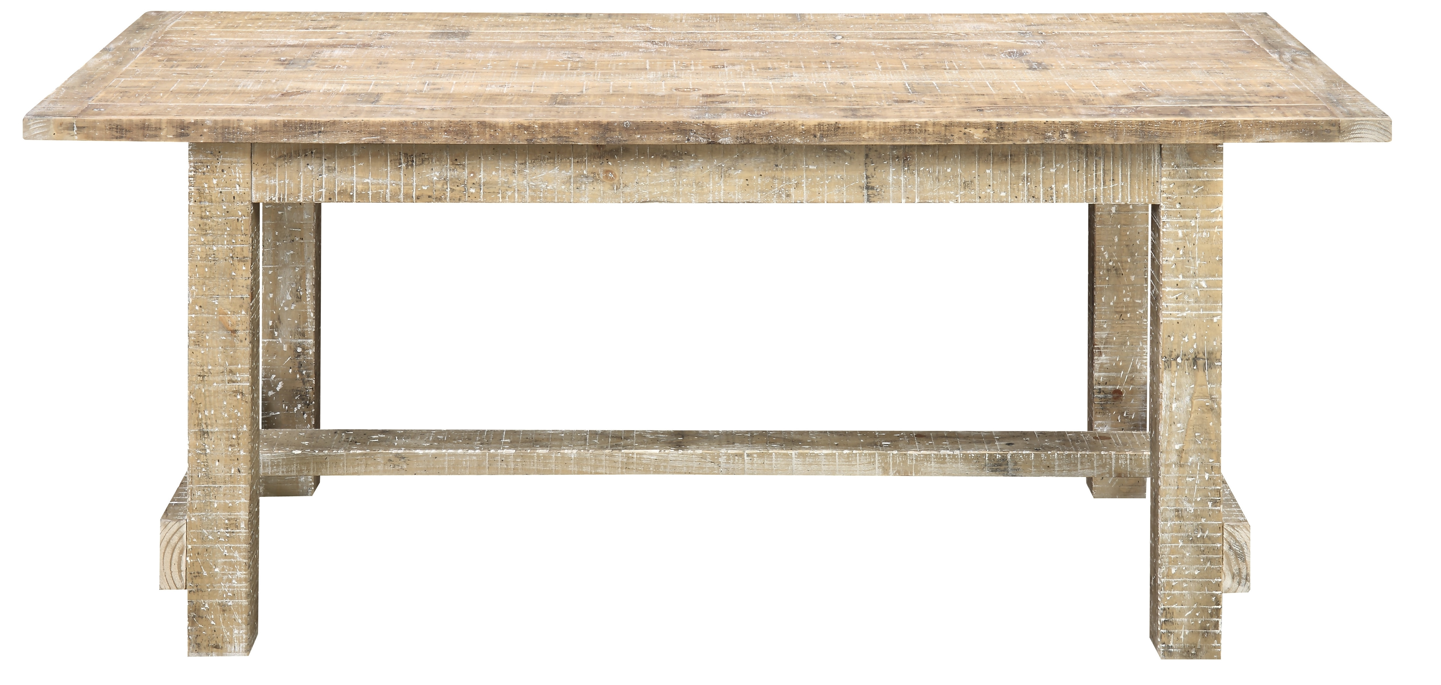 Lark Manor Bedard Gathering Dining Table & Reviews | Wayfair in Moraga Live Edge 8 Door Sideboards (Image 20 of 30)