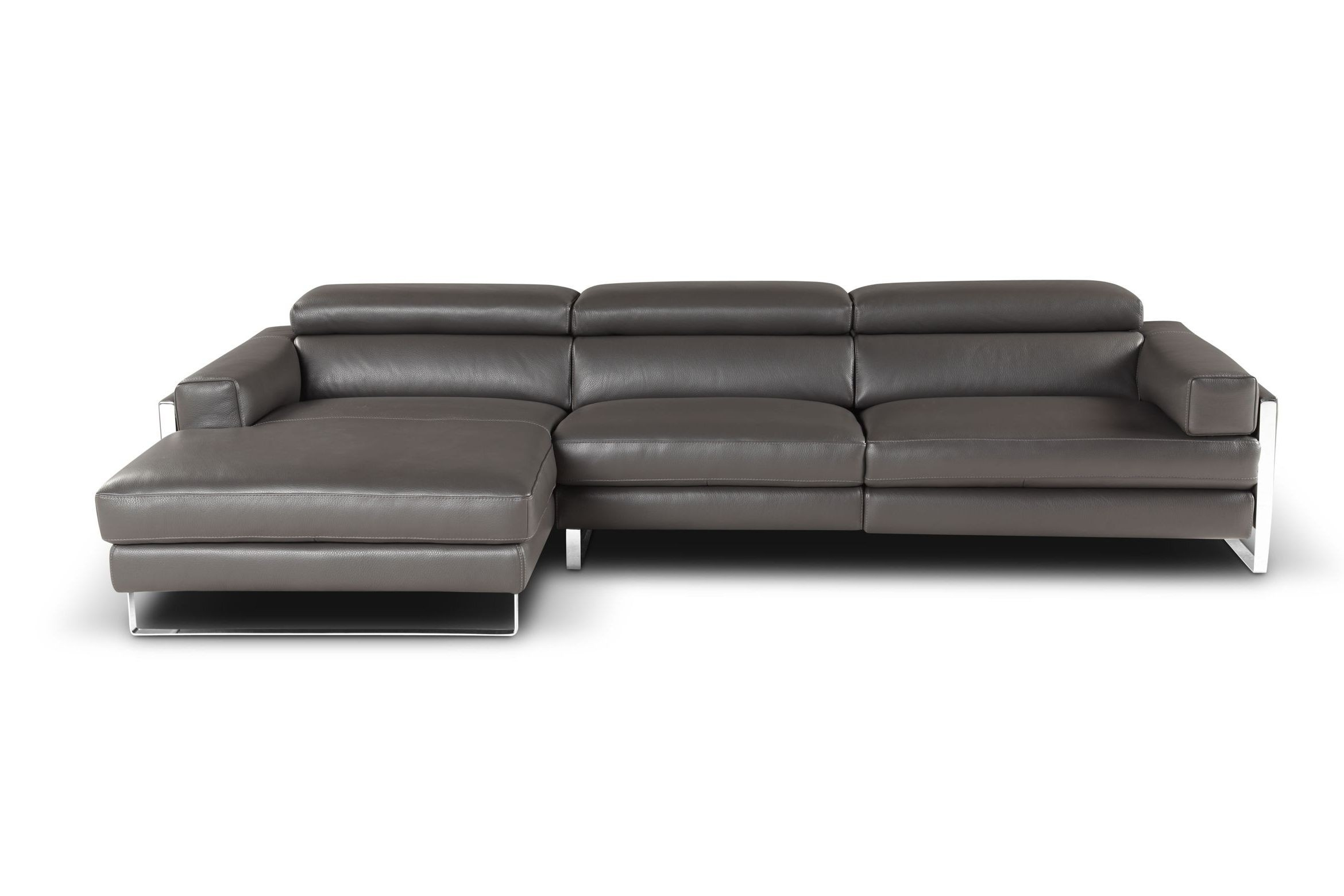Left Facing Chaise Sectional | Zef Jam for Arrowmask 2 Piece Sectionals With Raf Chaise (Image 16 of 30)