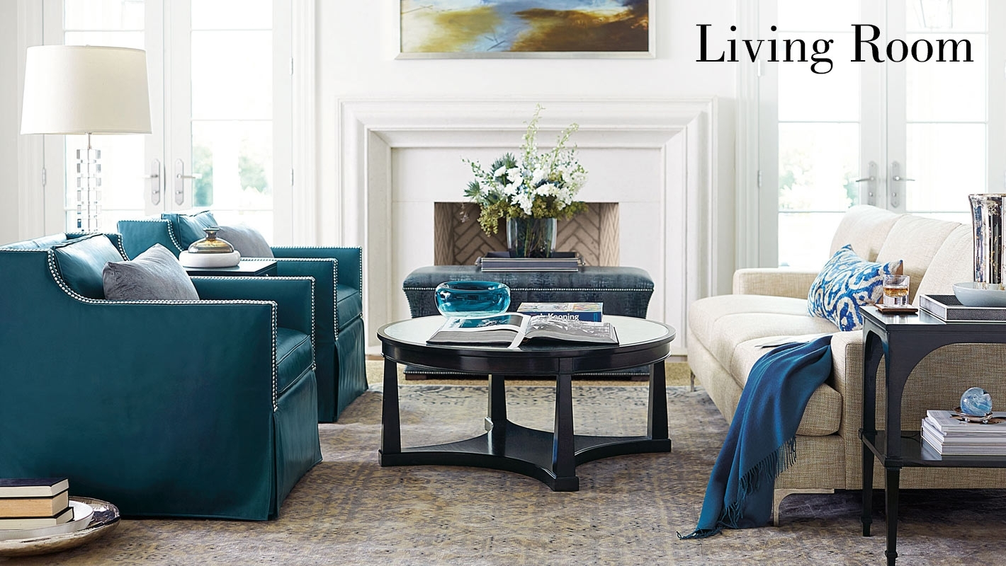 Living Room | Bernhardt intended for Norfolk Chocolate 3 Piece Sectionals With Laf Chaise (Image 15 of 30)
