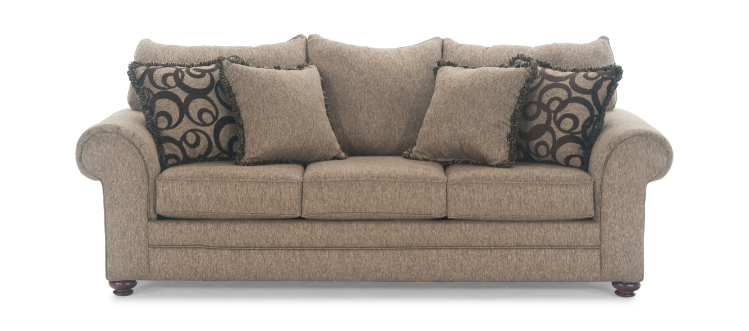 Living Space Sofa – Home And Textiles inside Aquarius Dark Grey 2 Piece Sectionals With Laf Chaise (Image 17 of 30)