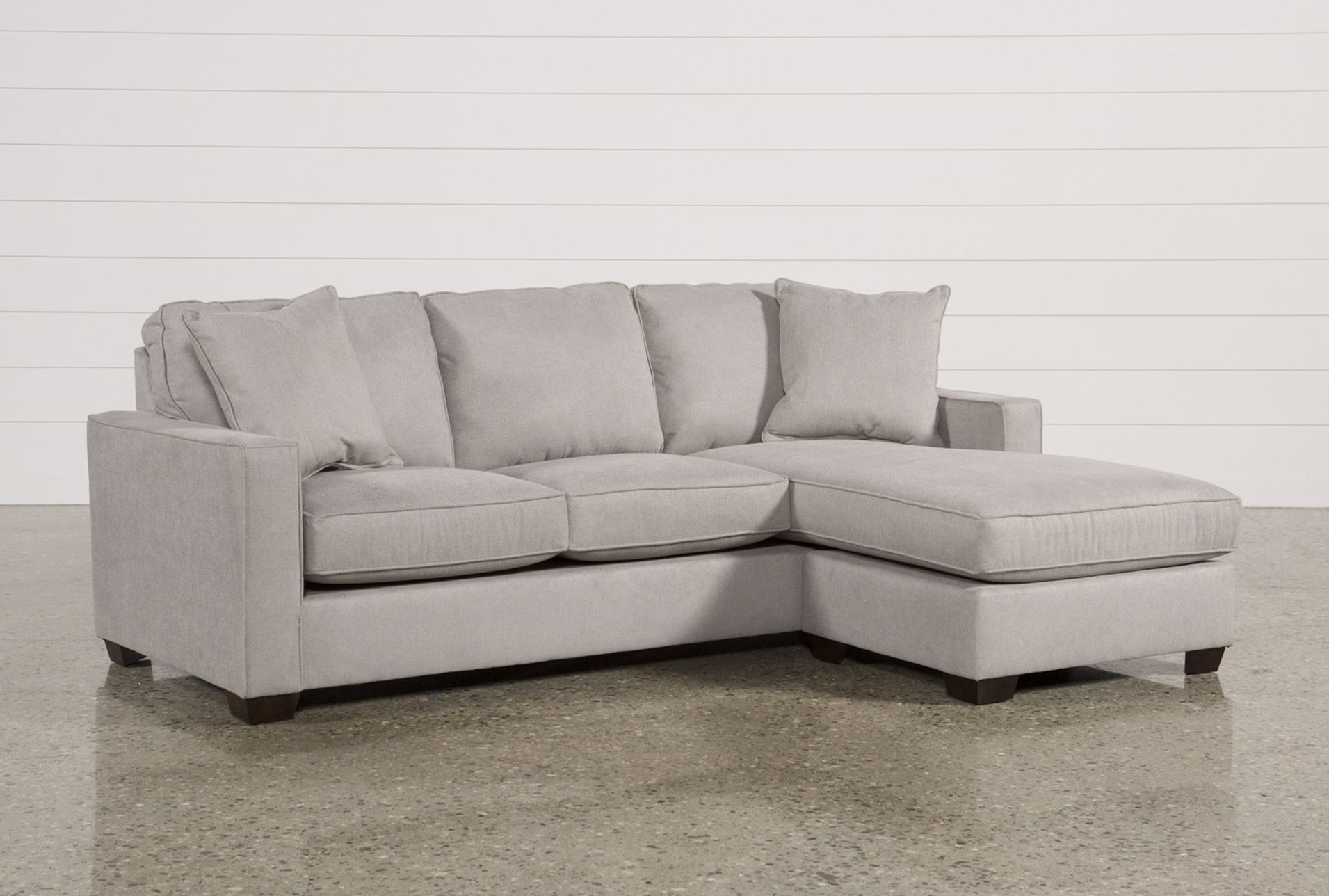 Living Spaces Sectional Couches - Implantologiabogota.co intended for Haven 3 Piece Sectionals (Image 23 of 32)