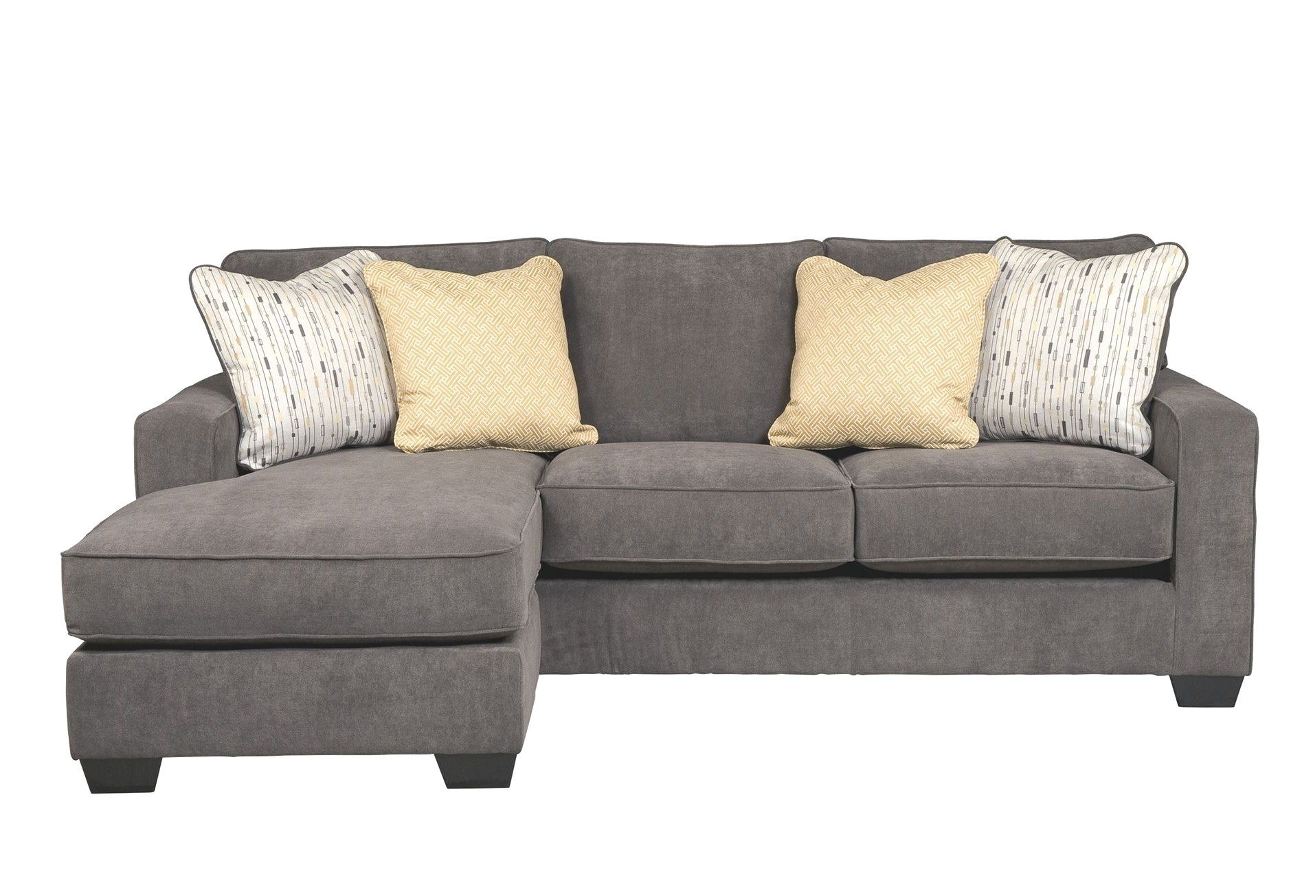 Living Spaces Sectional Couches - Tidex within Delano Smoke 3 Piece Sectionals (Image 20 of 30)