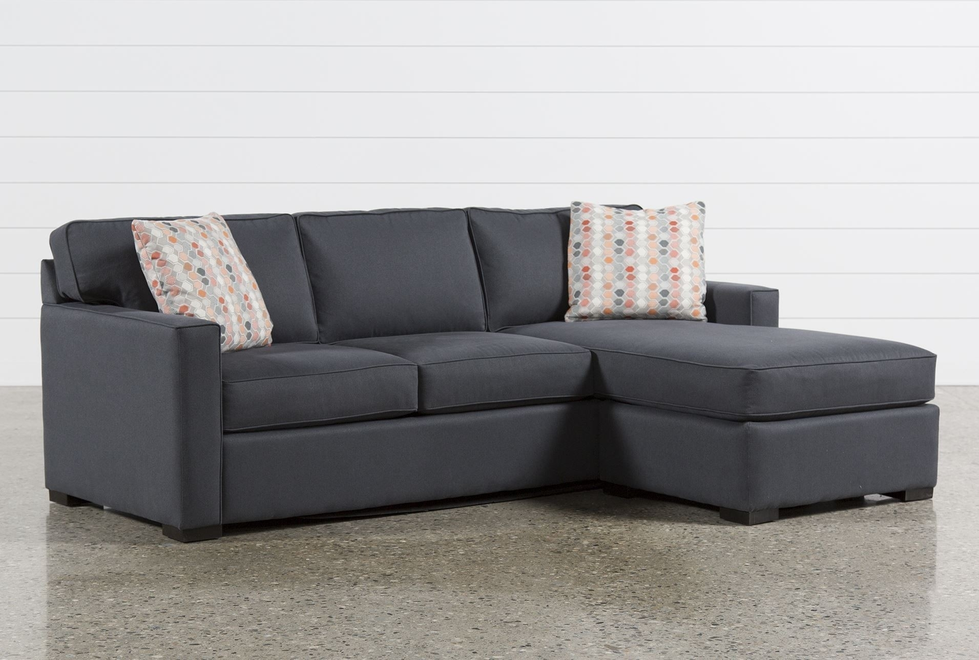 Living Spaces Sectional - Implantologiabogota.co in Kerri 2 Piece Sectionals With Laf Chaise (Image 20 of 30)