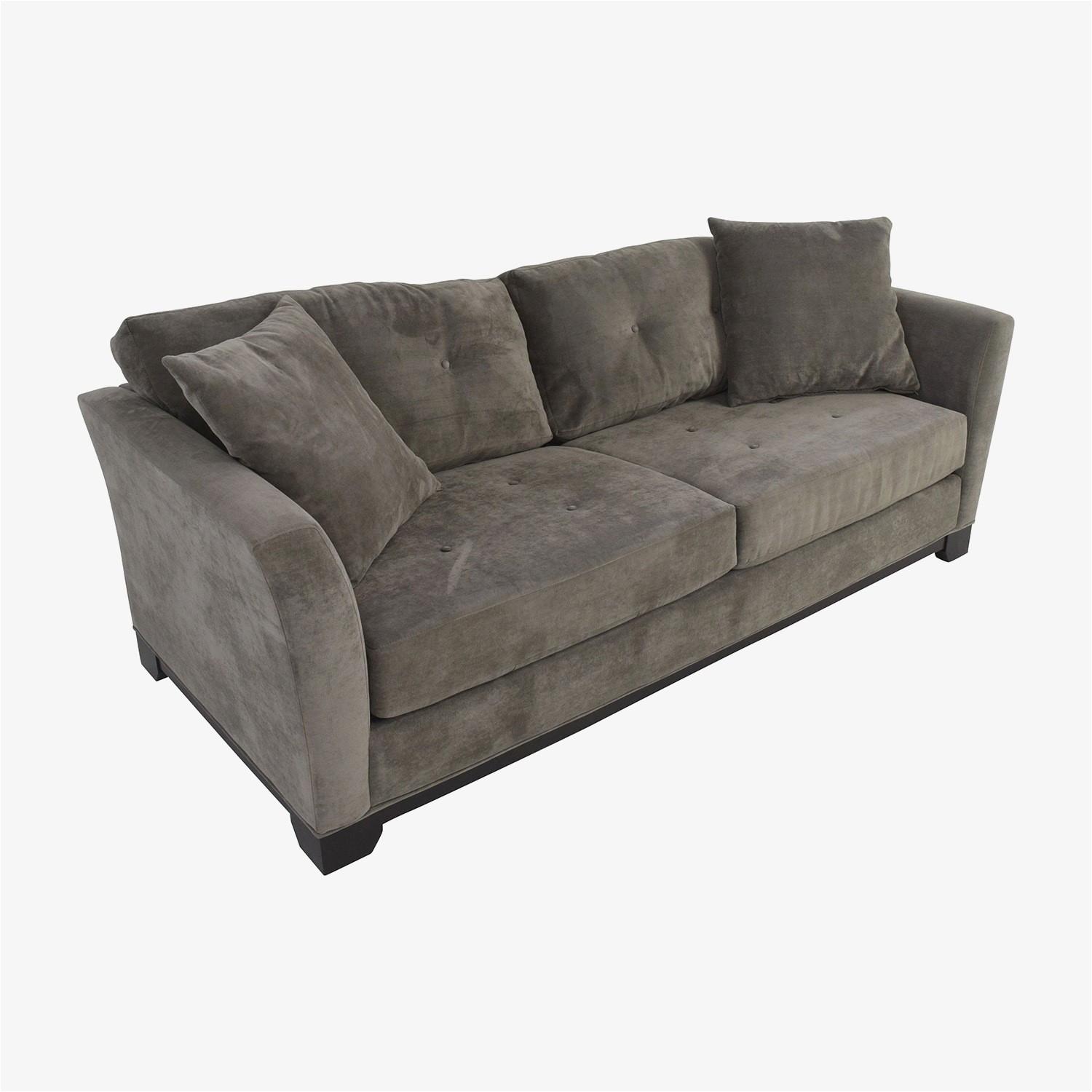 Living Spaces Sleeper Sofa – Home Decor 88 in Lucy Grey 2 Piece Sectionals With Raf Chaise (Image 16 of 30)