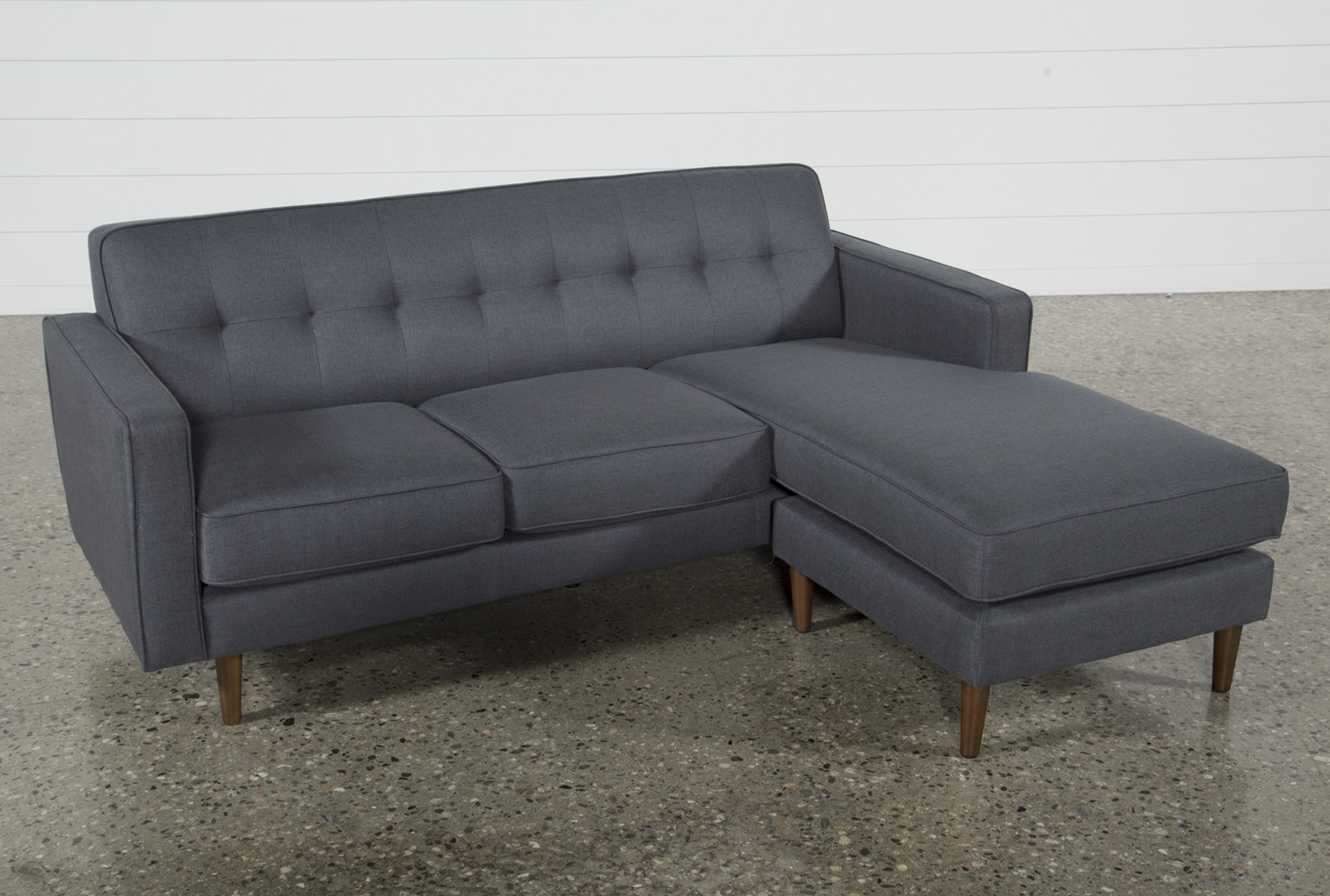 London Dark Grey Reversible Sofa Chaise | Products | Pinterest inside London Optical Reversible Sofa Chaise Sectionals (Image 13 of 30)