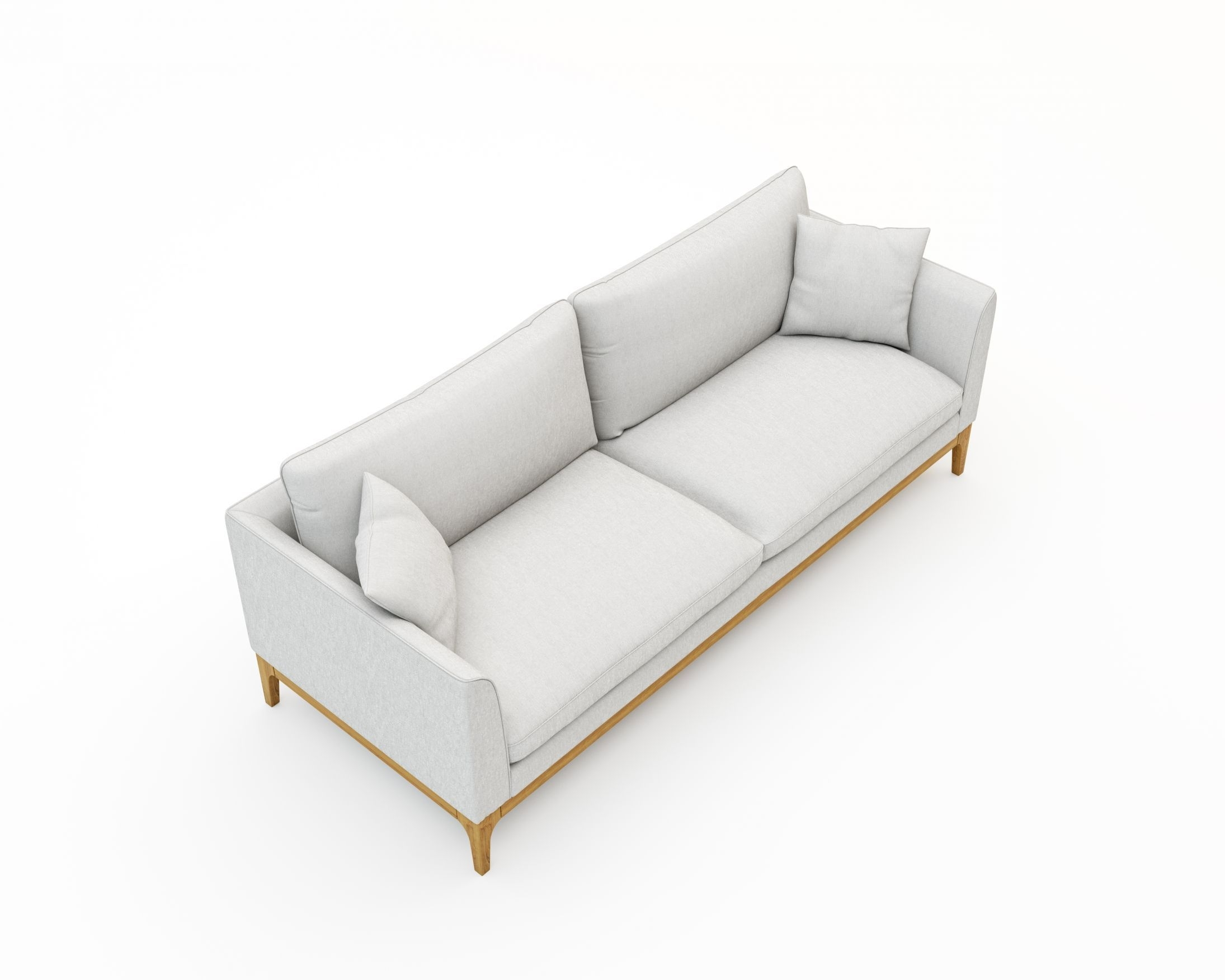 Loren Sofa | Rove Concepts Kure Mid-Century Furniture | Pinterest intended for Nico Grey Sectionals With Left Facing Storage Chaise (Image 11 of 30)