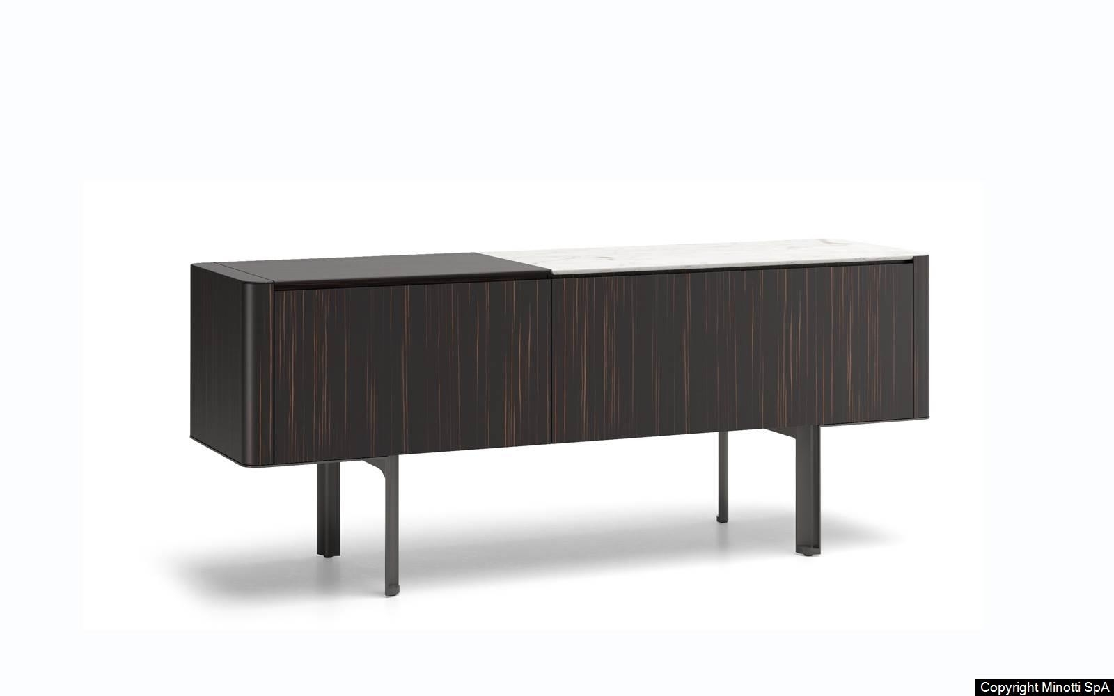 Lou Sideboard - Minotti | Dedece pertaining to Parrish Sideboards (Image 16 of 30)