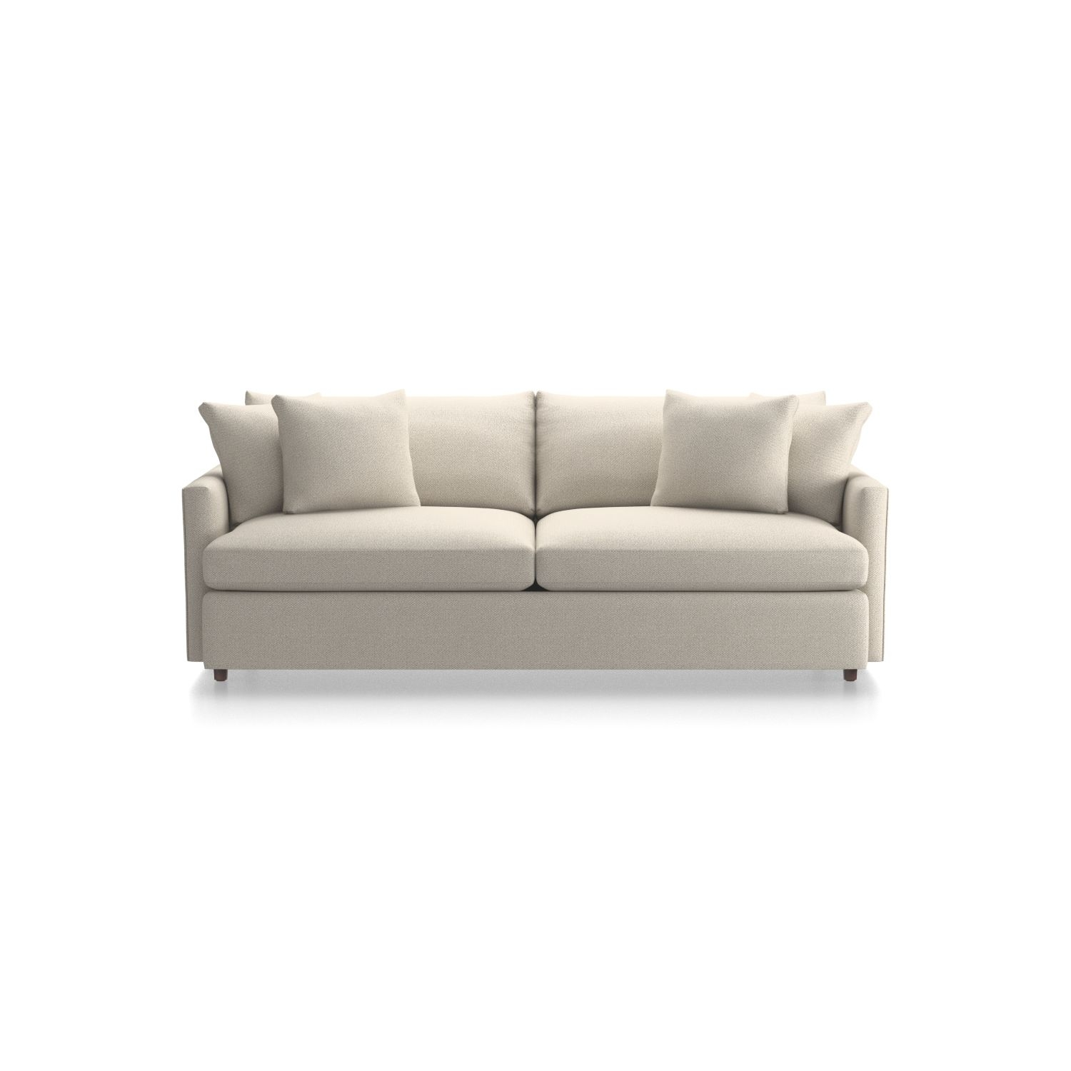 """Lounge Ii 93"""" Sofa + Reviews 