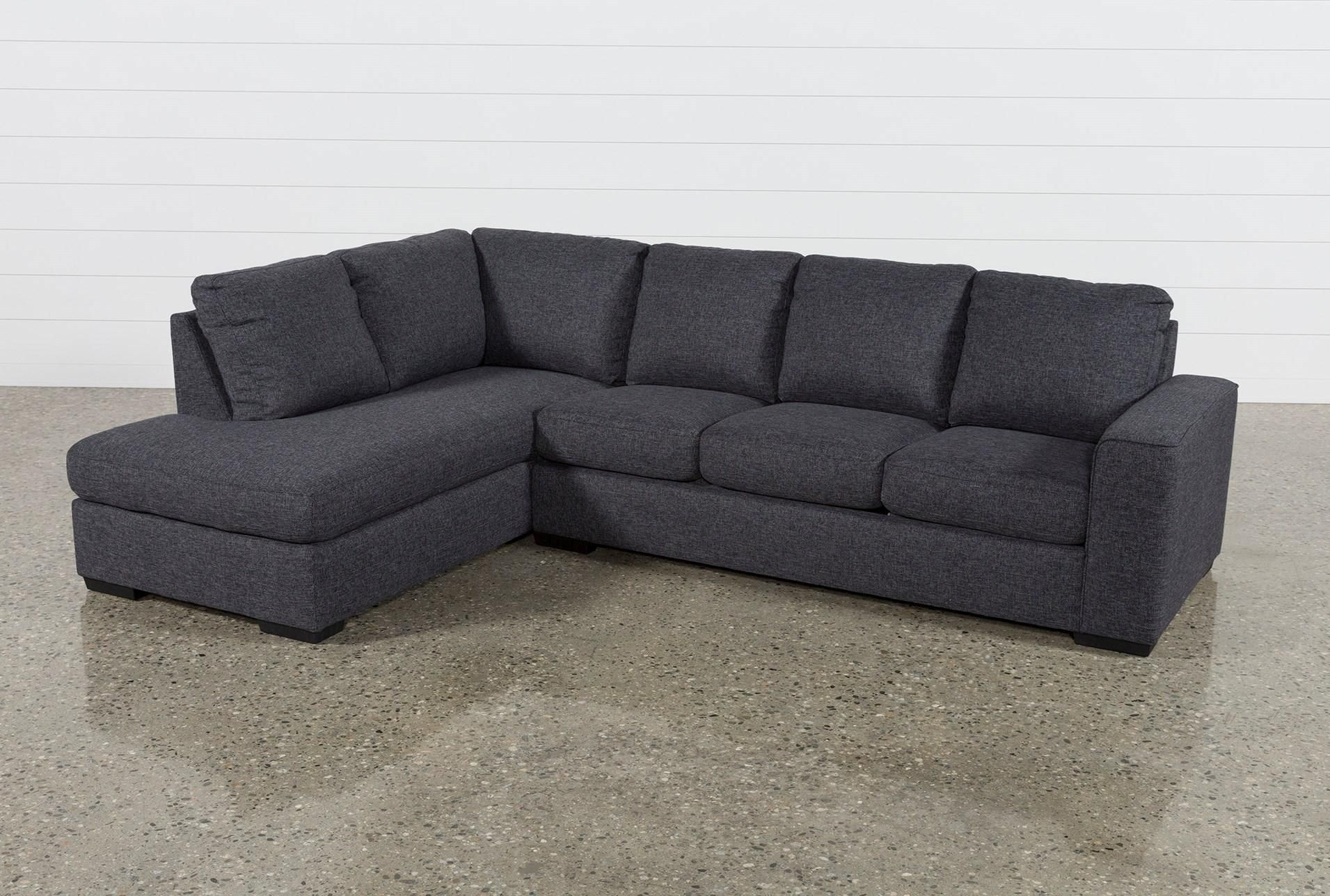 Lucy Dark Grey 2 Piece Sectional W/laf Chaise | Things I Like pertaining to Lucy Dark Grey 2 Piece Sleeper Sectionals With Laf Chaise (Image 13 of 30)