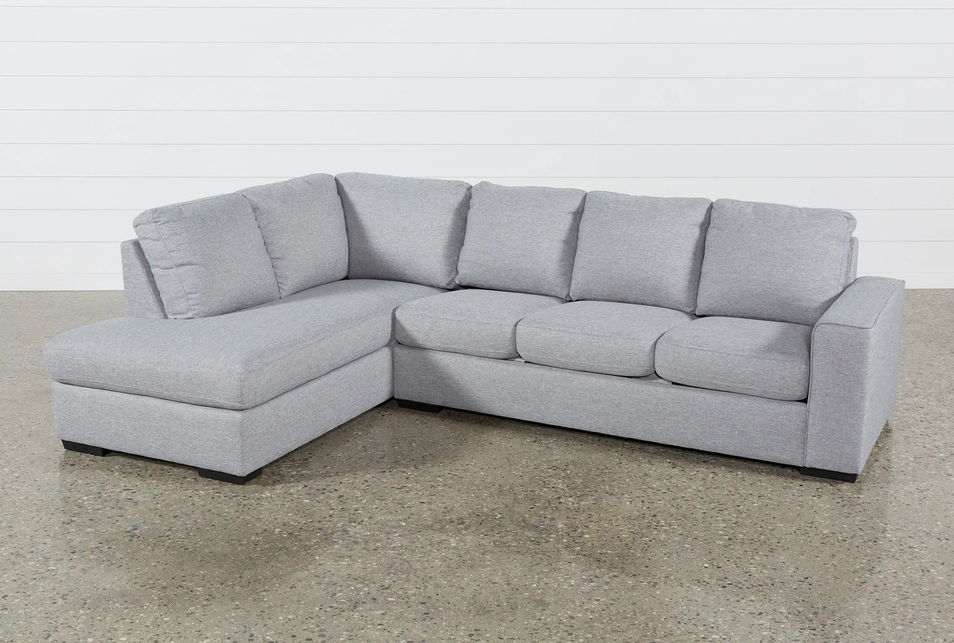 Featured Photo of Lucy Grey 2 Piece Sectionals With Raf Chaise