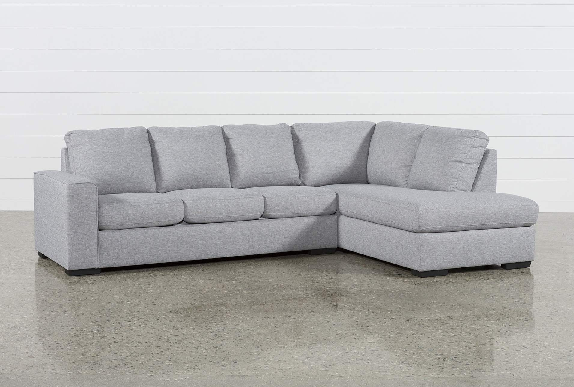 Lucy Grey 2 Piece Sectional W/raf Chaise | Products | Pinterest | Gray inside Lucy Dark Grey 2 Piece Sleeper Sectionals With Raf Chaise (Image 20 of 30)