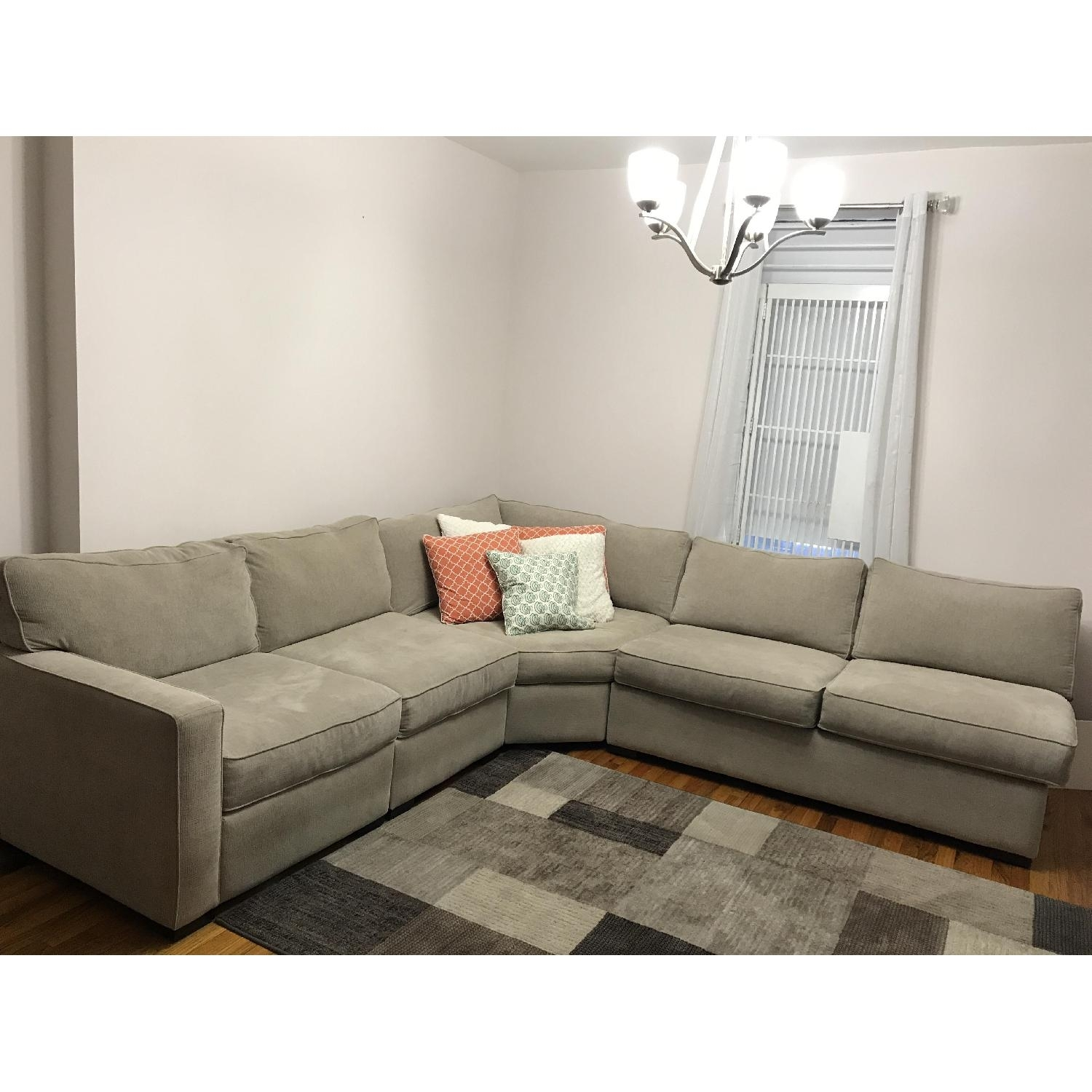 Magnolia Home Joanna Gaines Homestead Threece Sectional Sofa Destin for Magnolia Home Homestead 3 Piece Sectionals by Joanna Gaines (Image 21 of 30)