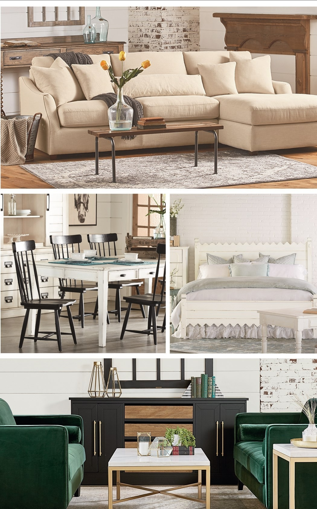Magnolia Homejoanna Gaines | Fredericksburg, Richmond for Magnolia Home Homestead 3 Piece Sectionals By Joanna Gaines (Image 26 of 30)