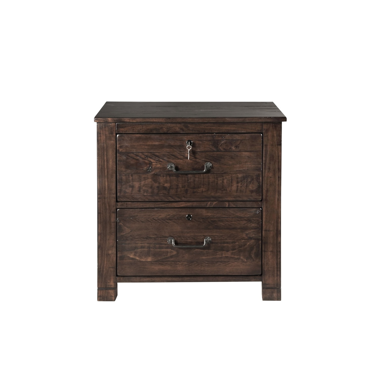 Magnussen Home Pine Hill Lateral File Cabinet In Rustic Pine H3561 regarding Bale Rustic Grey Sideboards (Image 20 of 30)