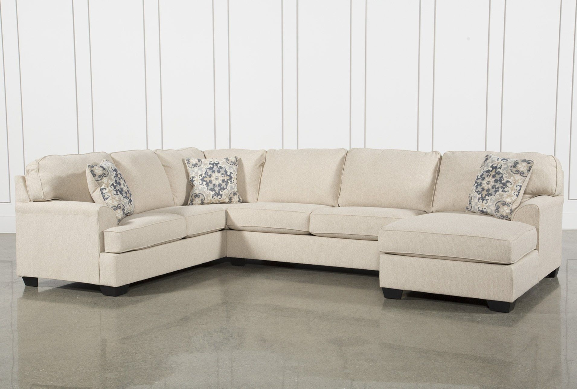 Malbry Point 3 Piece Sectional W/raf Chaise | Pinterest | Products for Arrowmask 2 Piece Sectionals With Raf Chaise (Image 23 of 30)