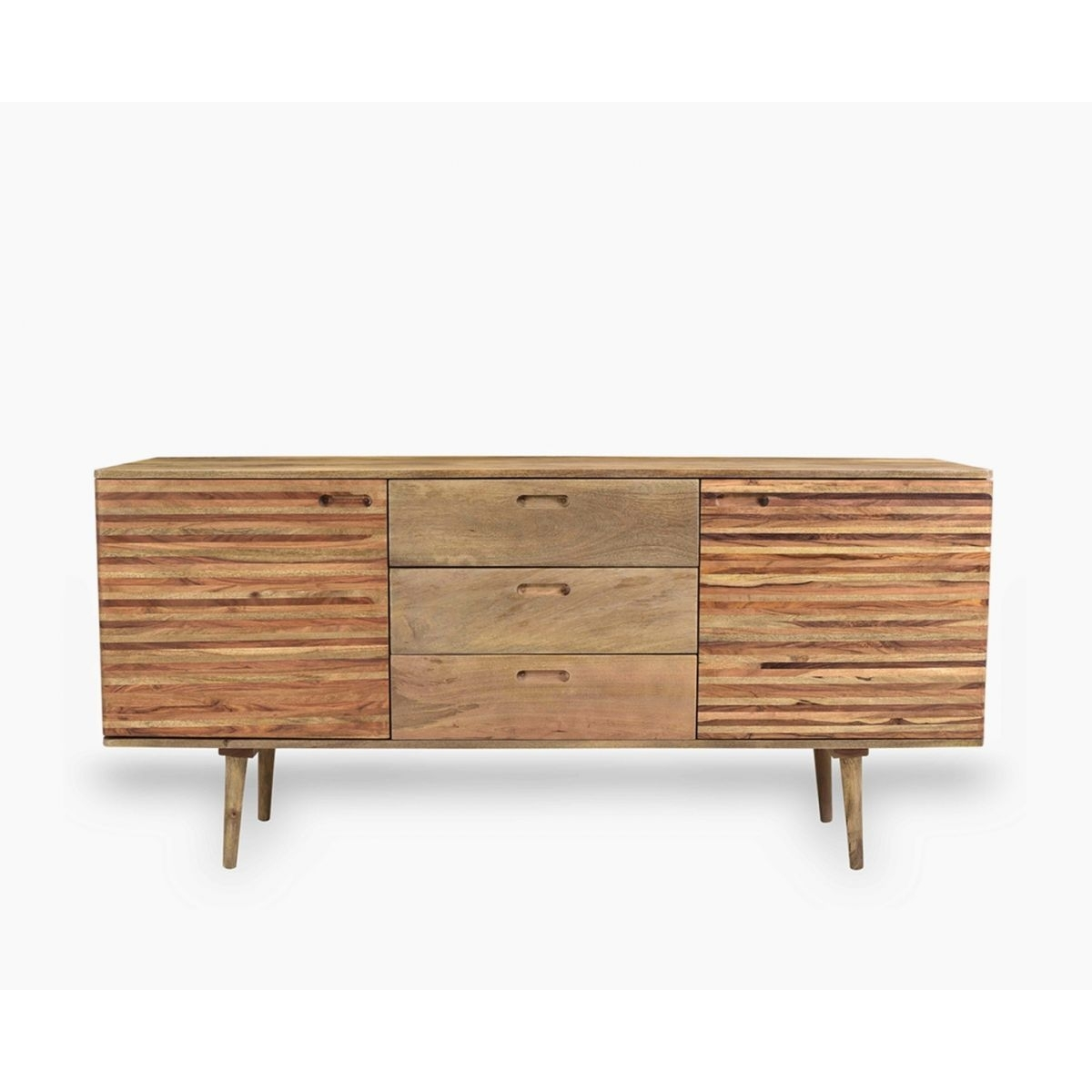 Mango & Acacia Wood Sideboard | Sustainable Rossa Sideboard | Vênoor within Natural Mango Wood Finish Sideboards (Image 14 of 30)