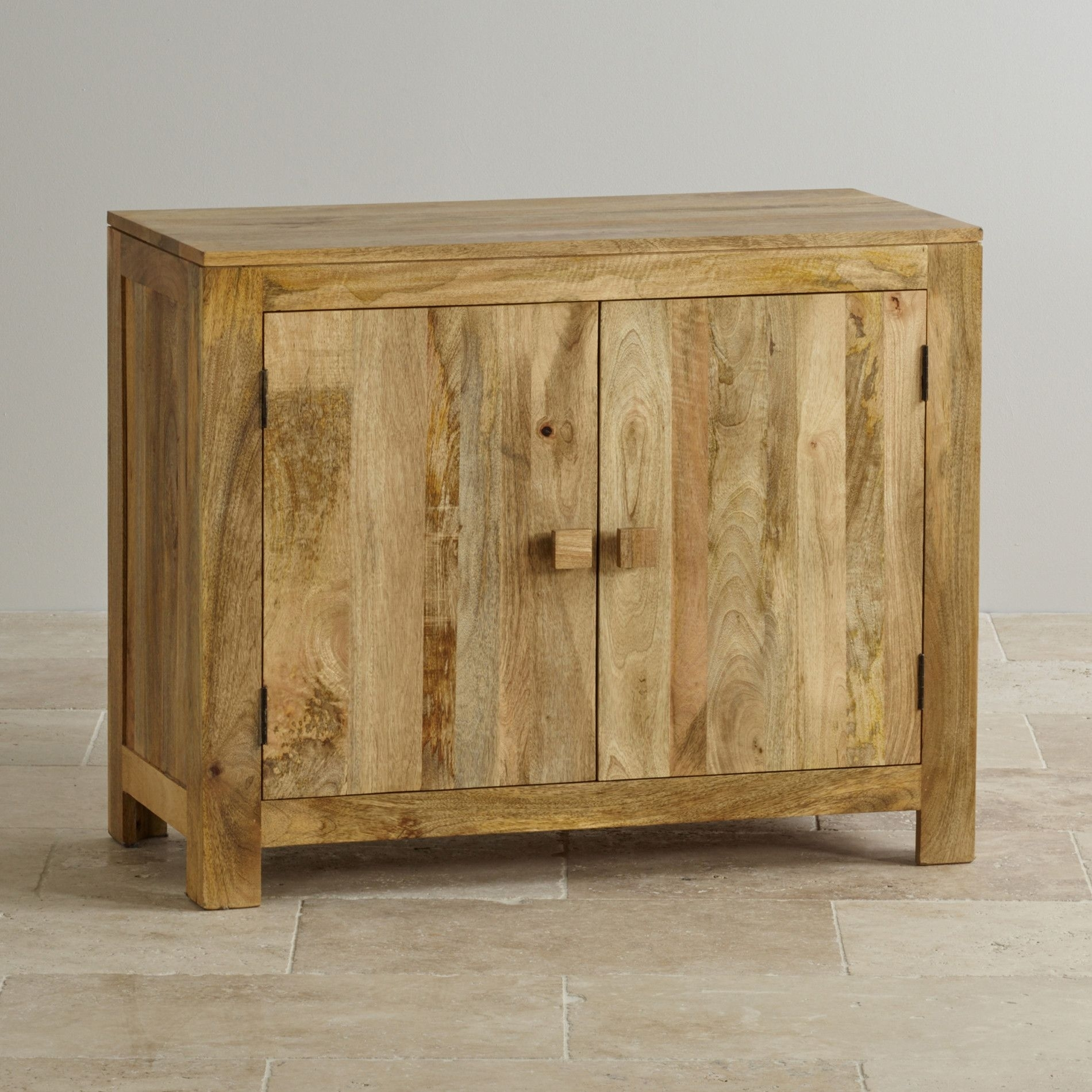 Mantis Light Natural Solid Mango Small Sideboard | Gg | Pinterest For Corrugated Natural 4 Drawer Sideboards (View 15 of 30)