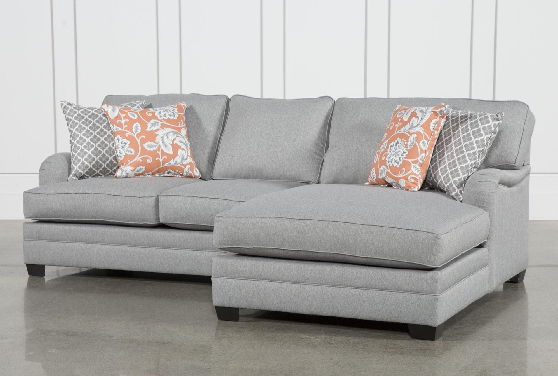 Marissa 2 Piece Sectional W/raf Chaise | Oakdell House | Pinterest intended for Mcculla Sofa Sectionals With Reversible Chaise (Image 18 of 30)