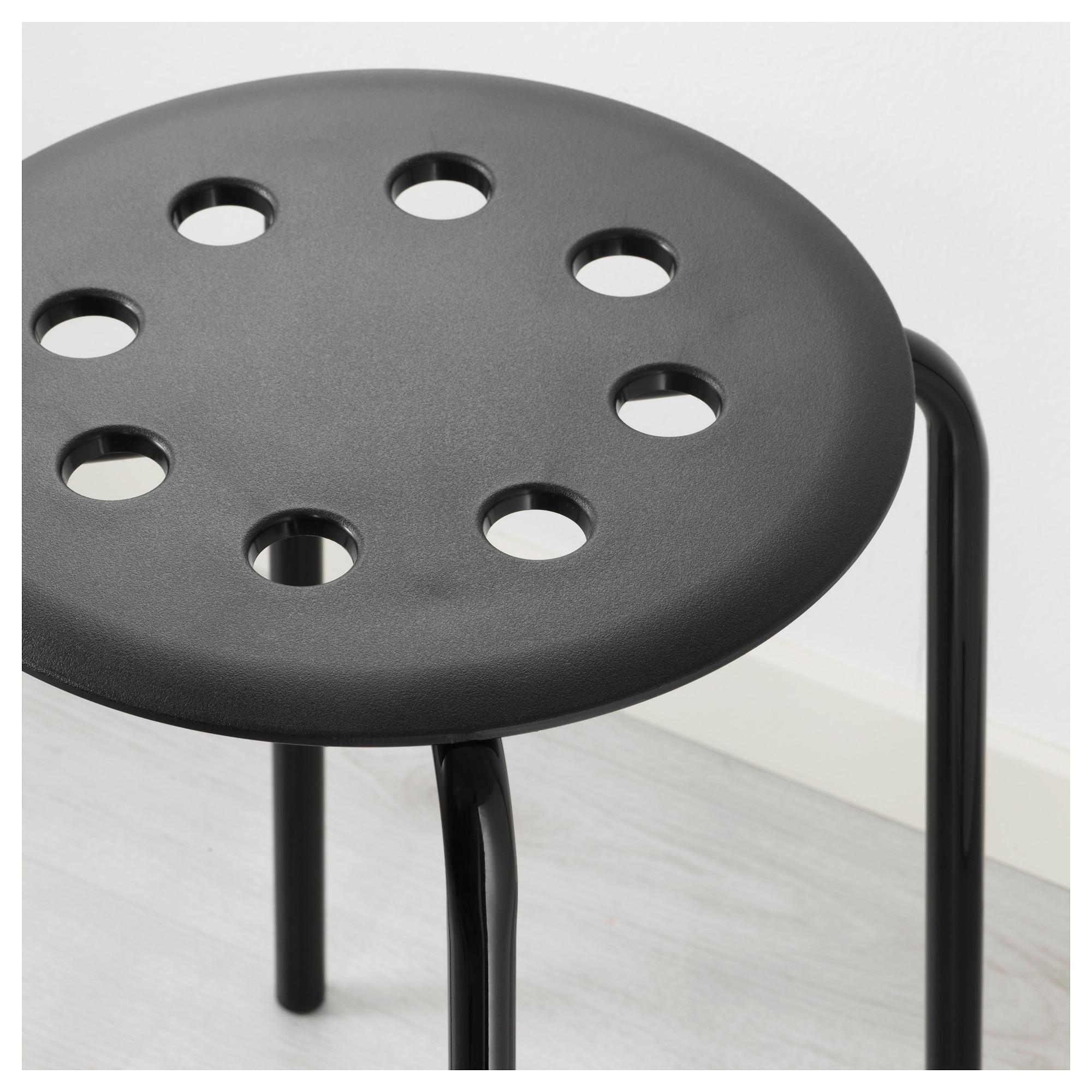 Marius Stool - Ikea in Marius Dark Grey 3 Piece Sectionals (Image 20 of 30)