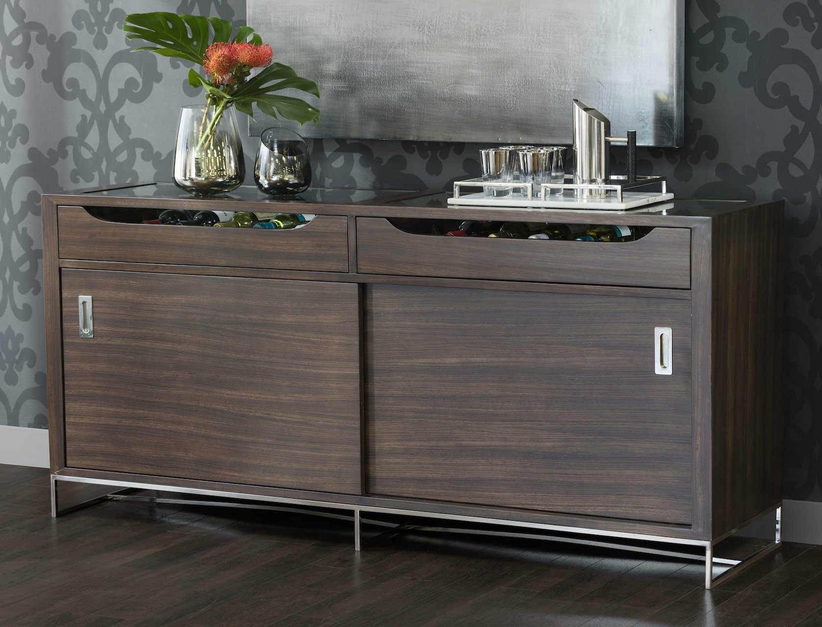 Media - Sideboards With Style throughout Metal Refinement 4 Door Sideboards (Image 22 of 30)