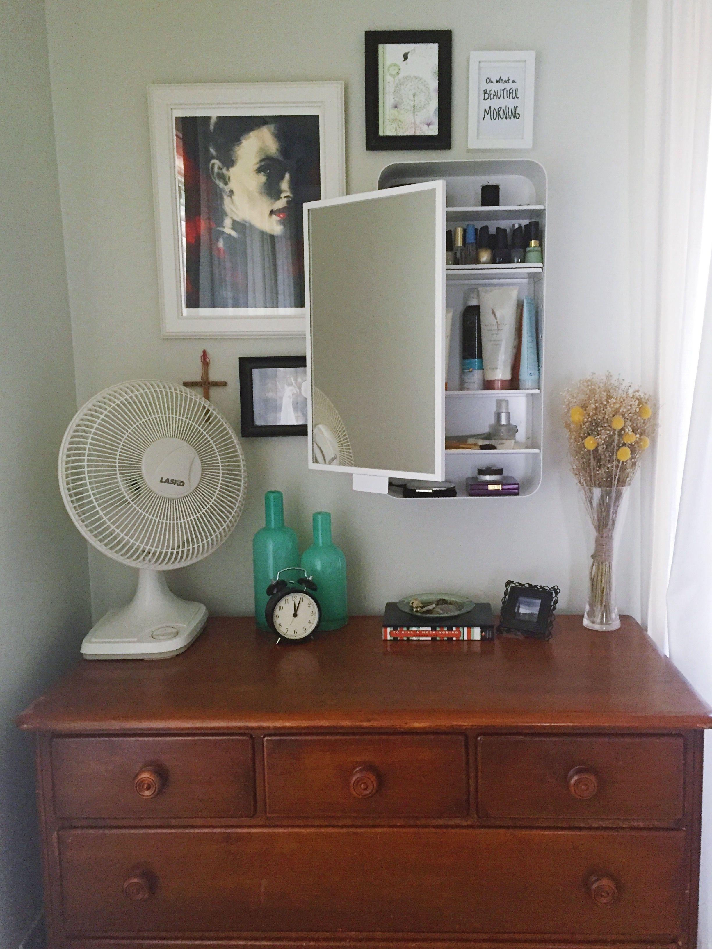 Medicine Cabinet Above Bedroom Dresser! | Master Bedroom | Pinterest throughout Norwood Sideboards (Image 14 of 30)