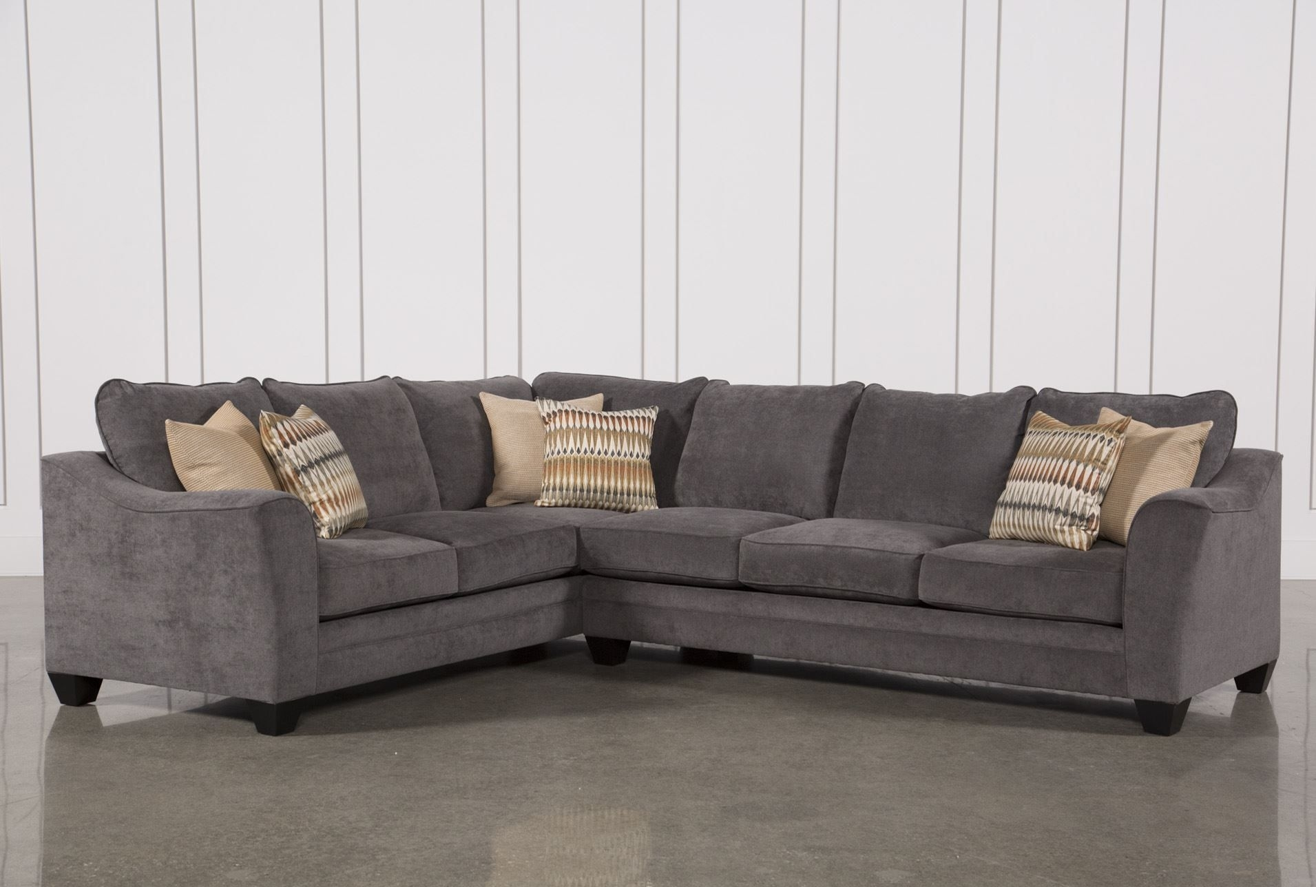 Mesa Foam 2 Piece Sectional | Cute Apartment Ideas | Pinterest within Harper Foam 3 Piece Sectionals With Raf Chaise (Image 15 of 30)