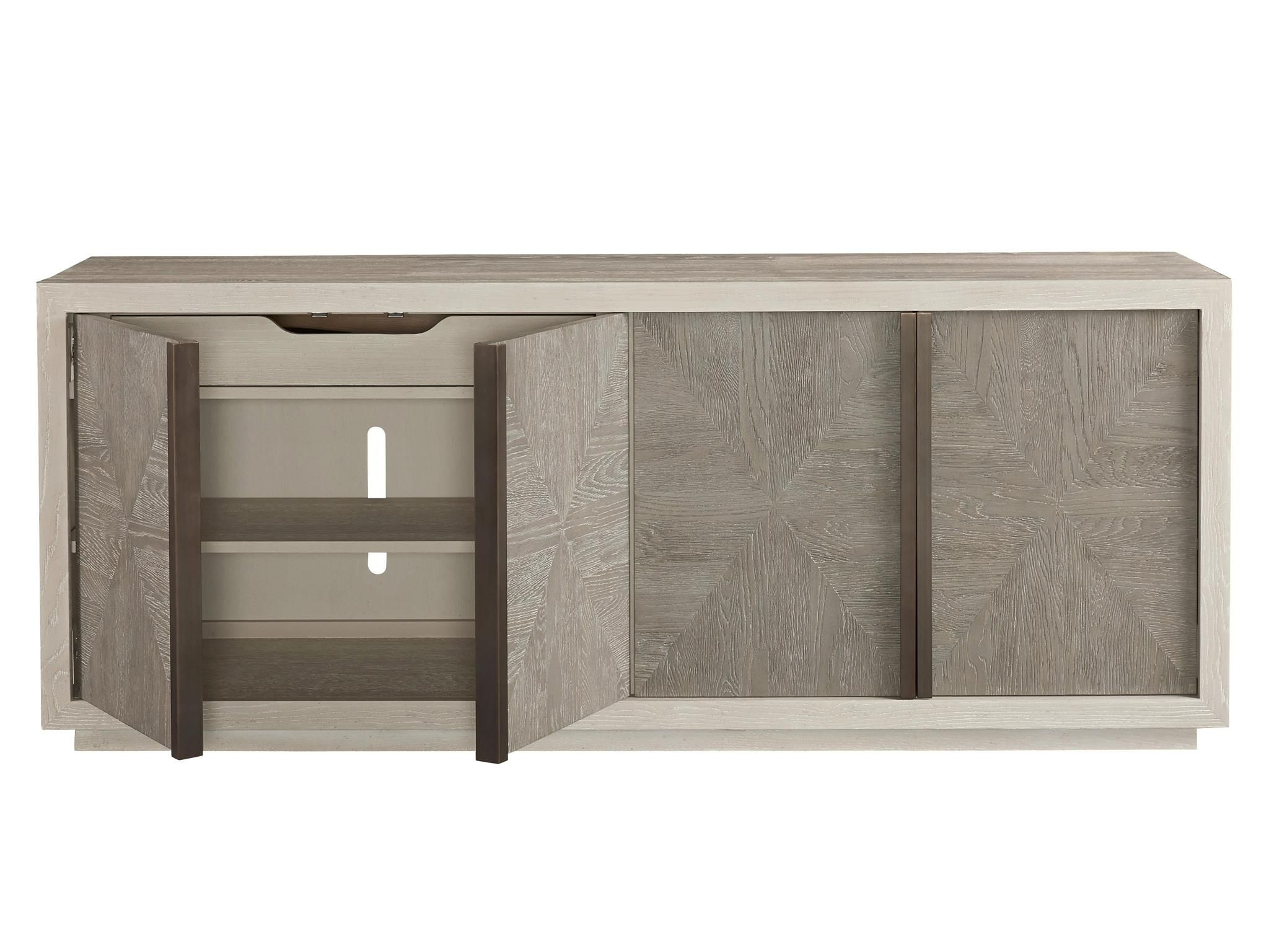 Modern | Brinkley Credenza | Anna And Jenn | Pinterest | Credenza with Boyce Sideboards (Image 22 of 30)
