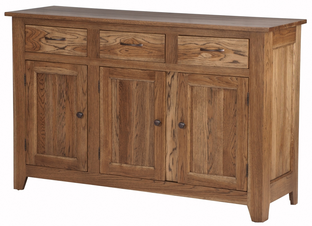 Modern Shaker Buffets | Buffet In The Modern Shaker Style for Calhoun Sideboards (Image 12 of 30)