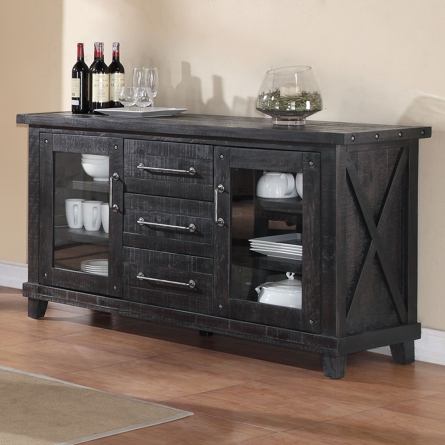Modus Furniture Yosemite Sideboard | Decor | Pinterest | Buffet pertaining to Norwood Sideboards (Image 16 of 30)