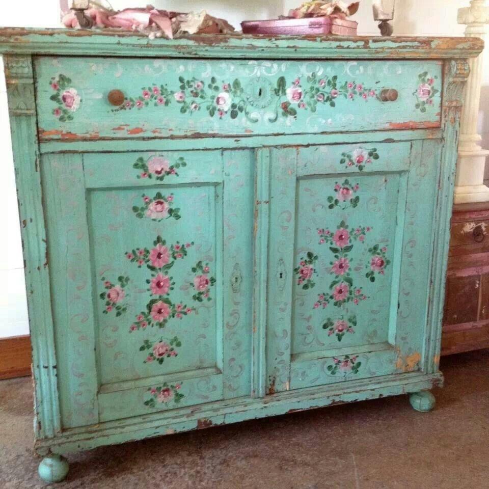 Mueble Vintage. Vintage Furniture. I Love It   Vintage   Pinterest inside Rossi Large Sideboards (Image 15 of 30)