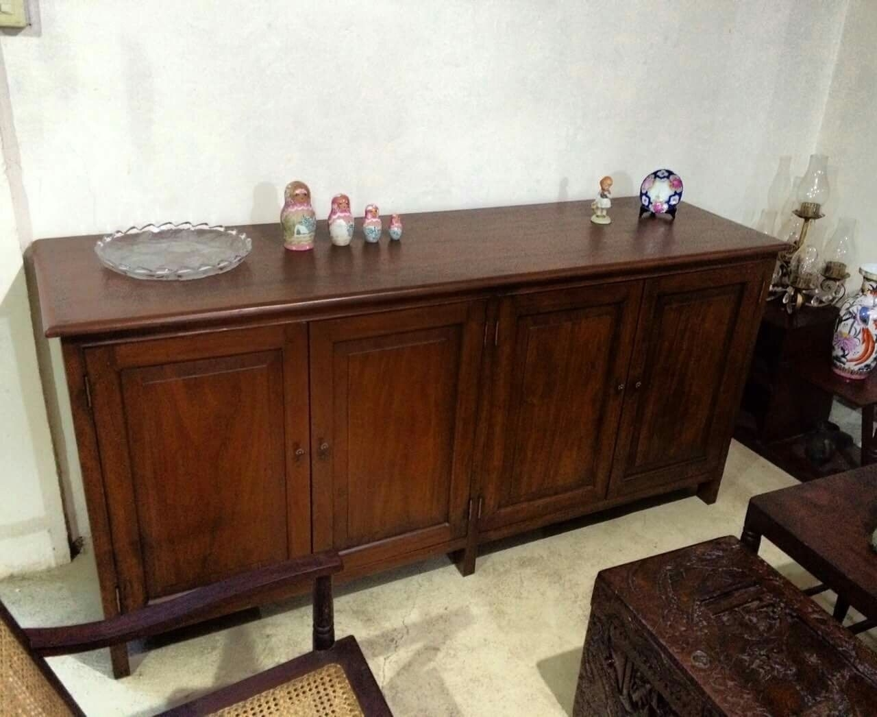"My Vintage ""narra"" Buffet Table --- Restored --- Sold** 