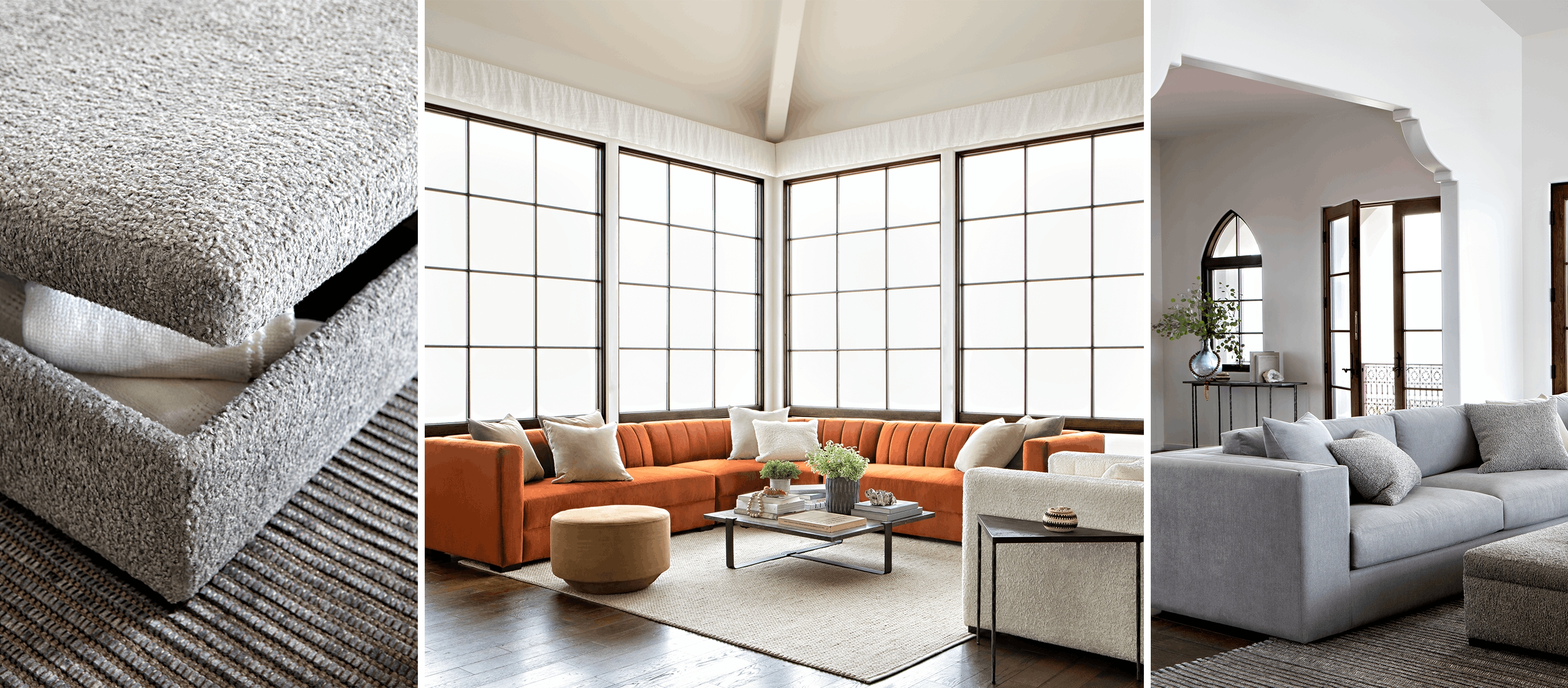 Nate Berkus Just Launched A Home Collection With Hubby Jeremiah in Soane 3 Piece Sectionals By Nate Berkus And Jeremiah Brent (Image 13 of 30)