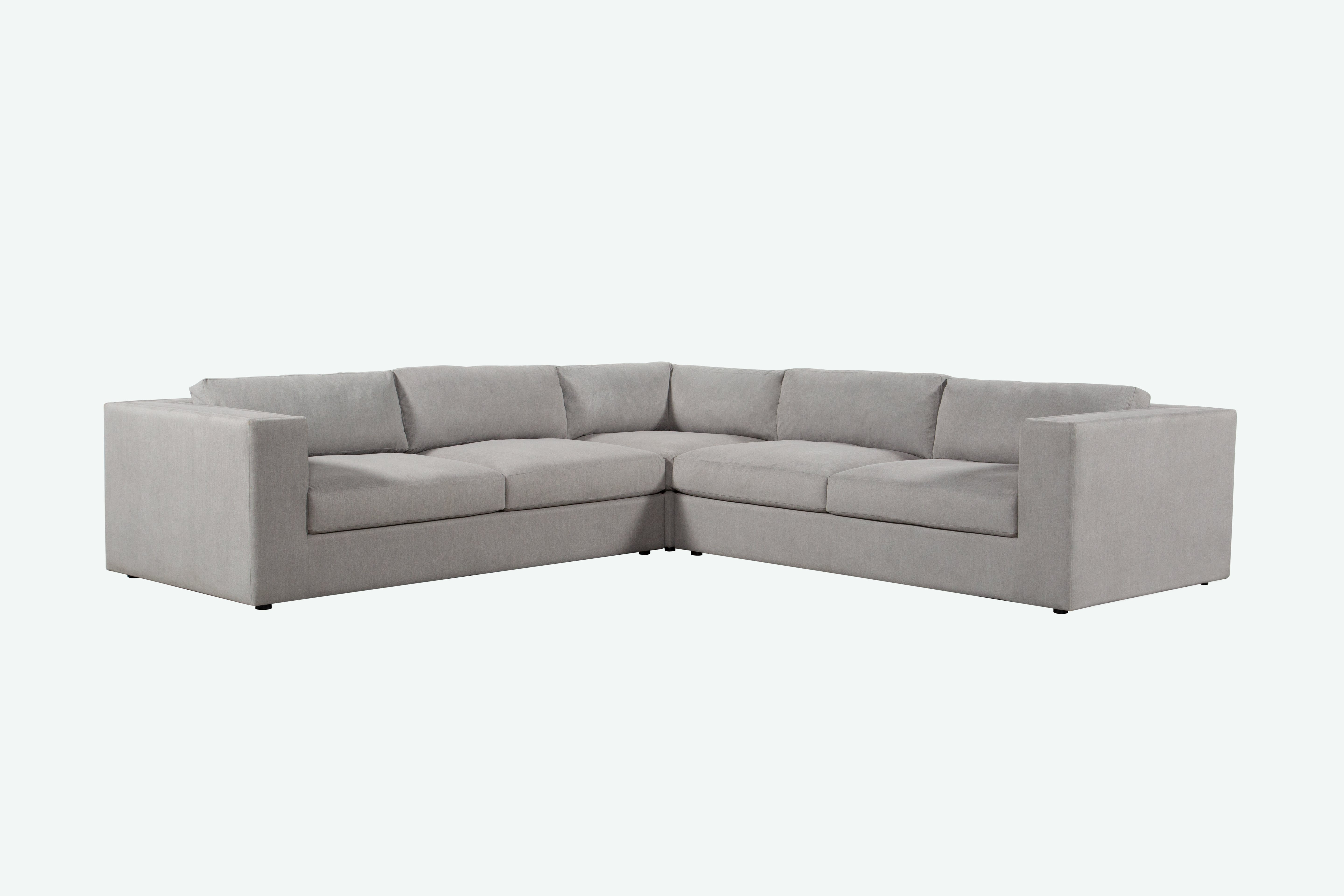 Nate Berkus Just Launched A Home Collection With Hubby Jeremiah in Soane 3 Piece Sectionals By Nate Berkus And Jeremiah Brent (Image 12 of 30)
