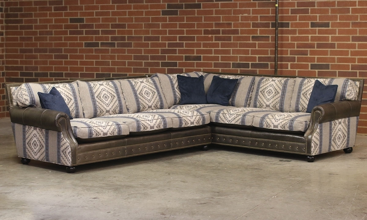 Old Hickory Tannery 2 Piece Sectional | The Dump Deerfield | The for Norfolk Grey 6 Piece Sectionals (Image 22 of 30)
