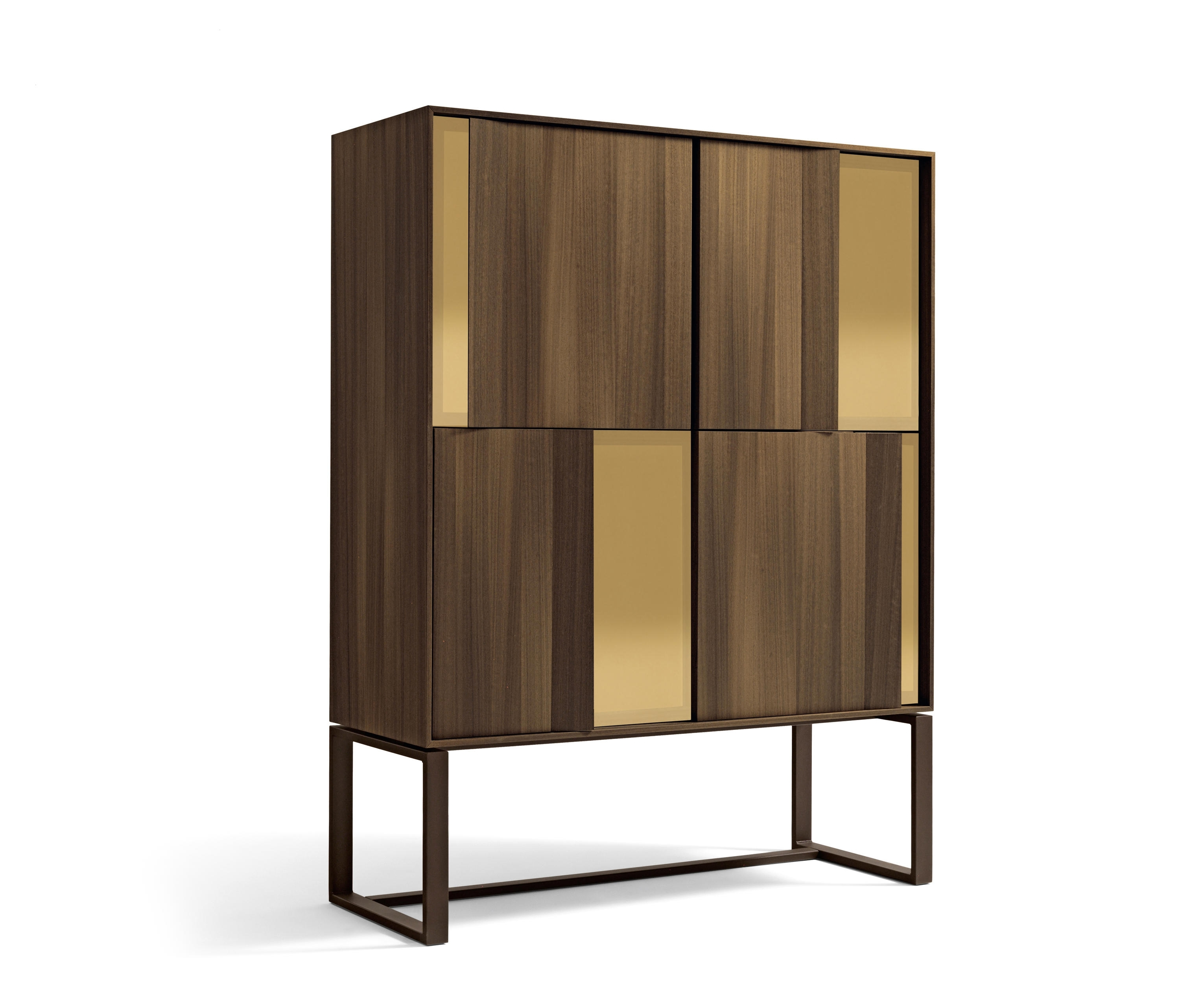 Origami Cabinet - Sideboards From Giorgetti | Architonic within 4 Door Wood Squares Sideboards (Image 23 of 30)