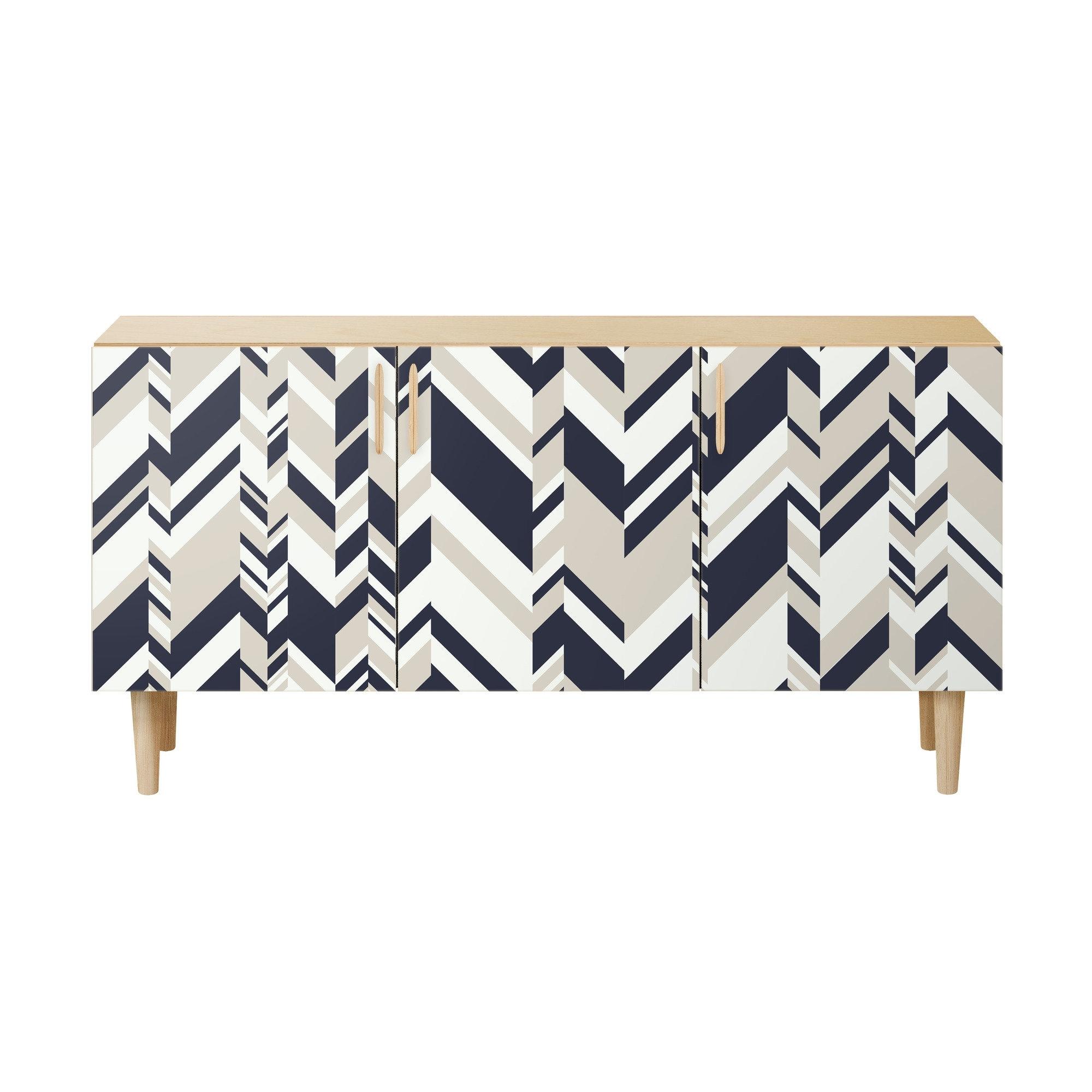 Orren Ellis Nadell Sideboard | Wayfair intended for Teagan Sideboards (Image 21 of 30)