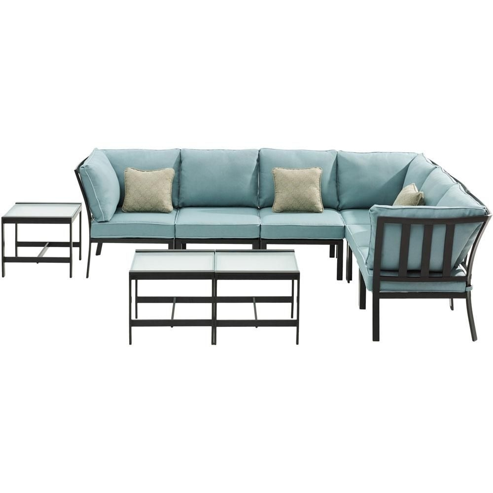 Outdoor Pompeii 3 Piece Sectional in Whitley 3 Piece Sectionals By Nate Berkus And Jeremiah Brent (Image 26 of 32)